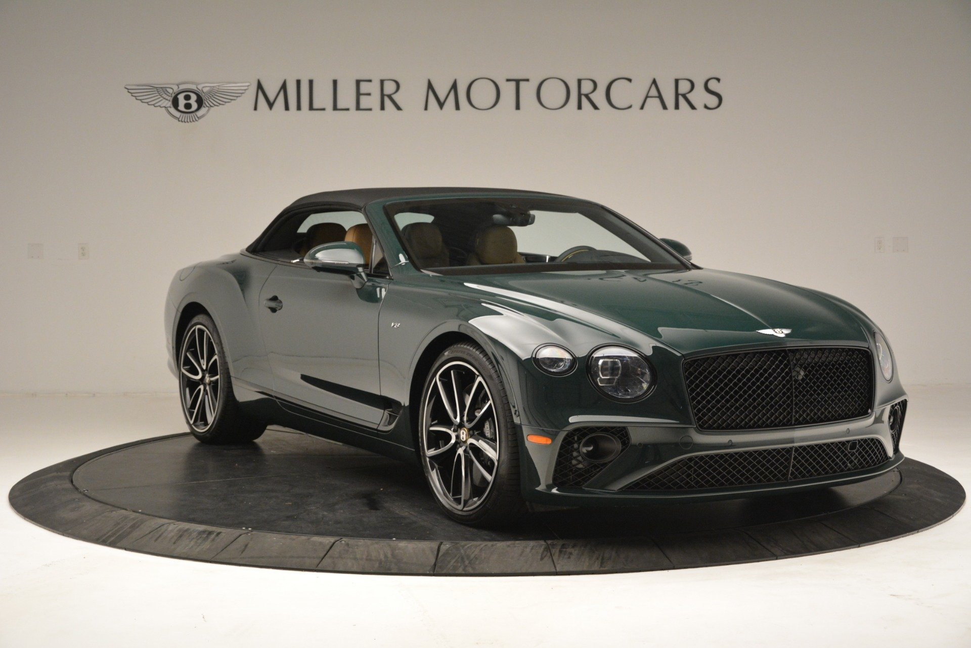 New 2020 Bentley Continental GTC V8 For Sale In Greenwich, CT 3301_p20