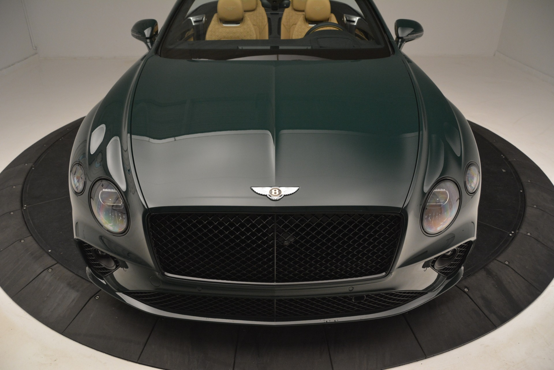 New 2020 Bentley Continental GTC V8 For Sale In Greenwich, CT 3301_p21