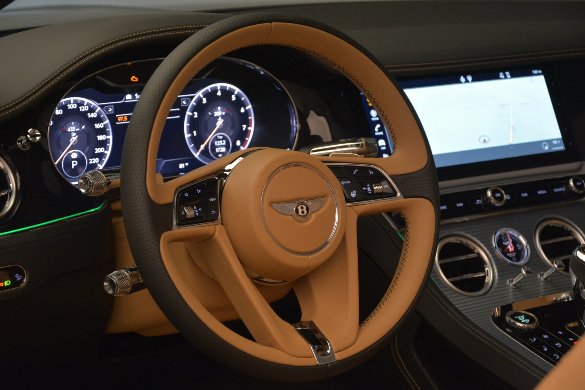 New 2020 Bentley Continental GTC V8 For Sale In Greenwich, CT 3301_p35
