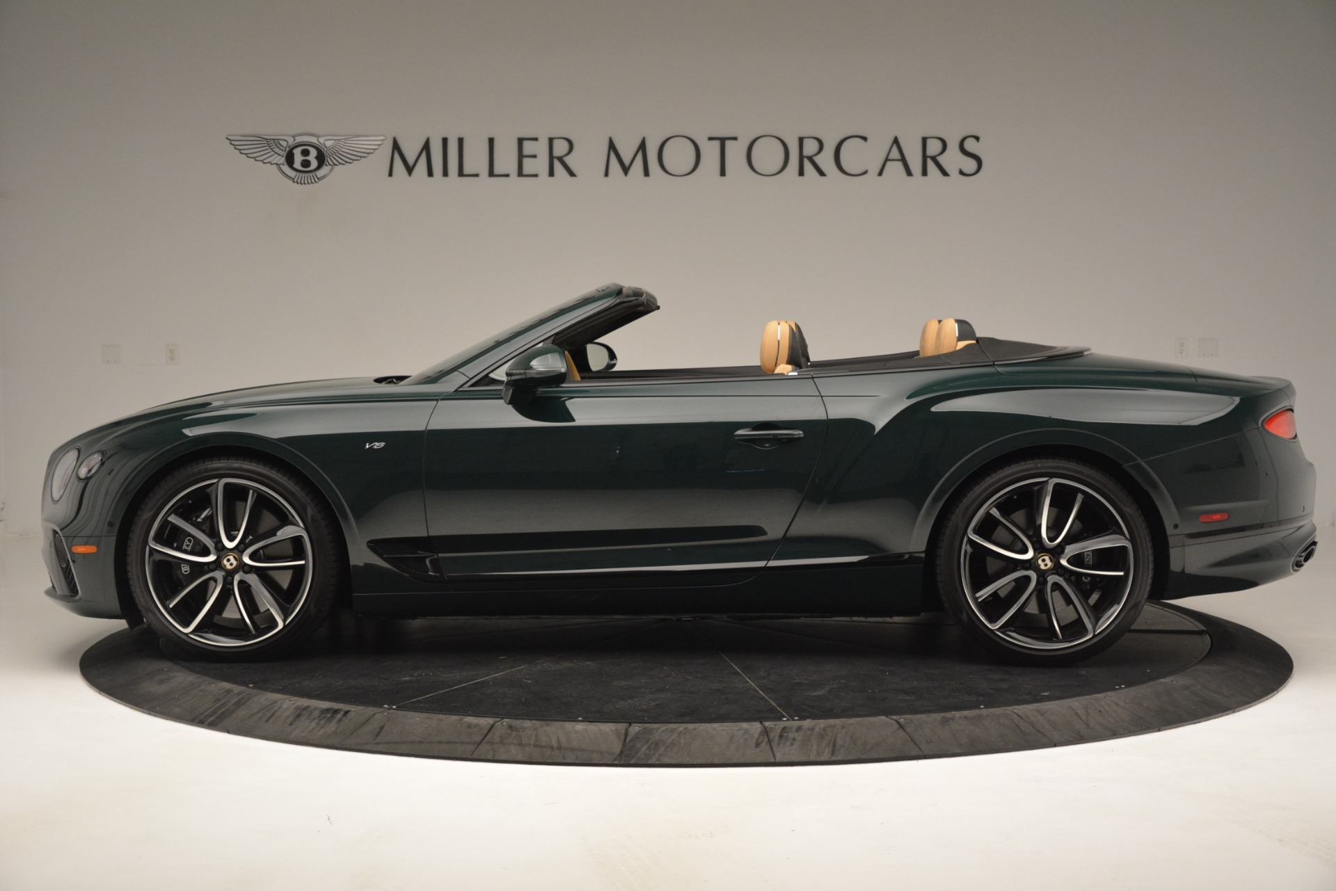 New 2020 Bentley Continental GTC V8 For Sale In Greenwich, CT 3301_p3