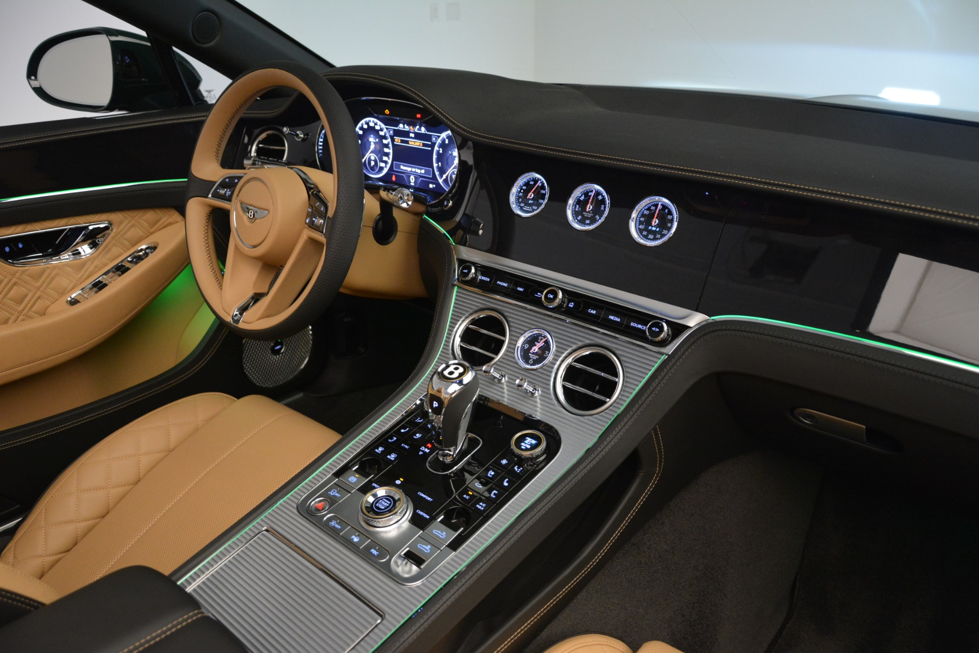 New 2020 Bentley Continental GTC V8 For Sale In Greenwich, CT 3301_p43