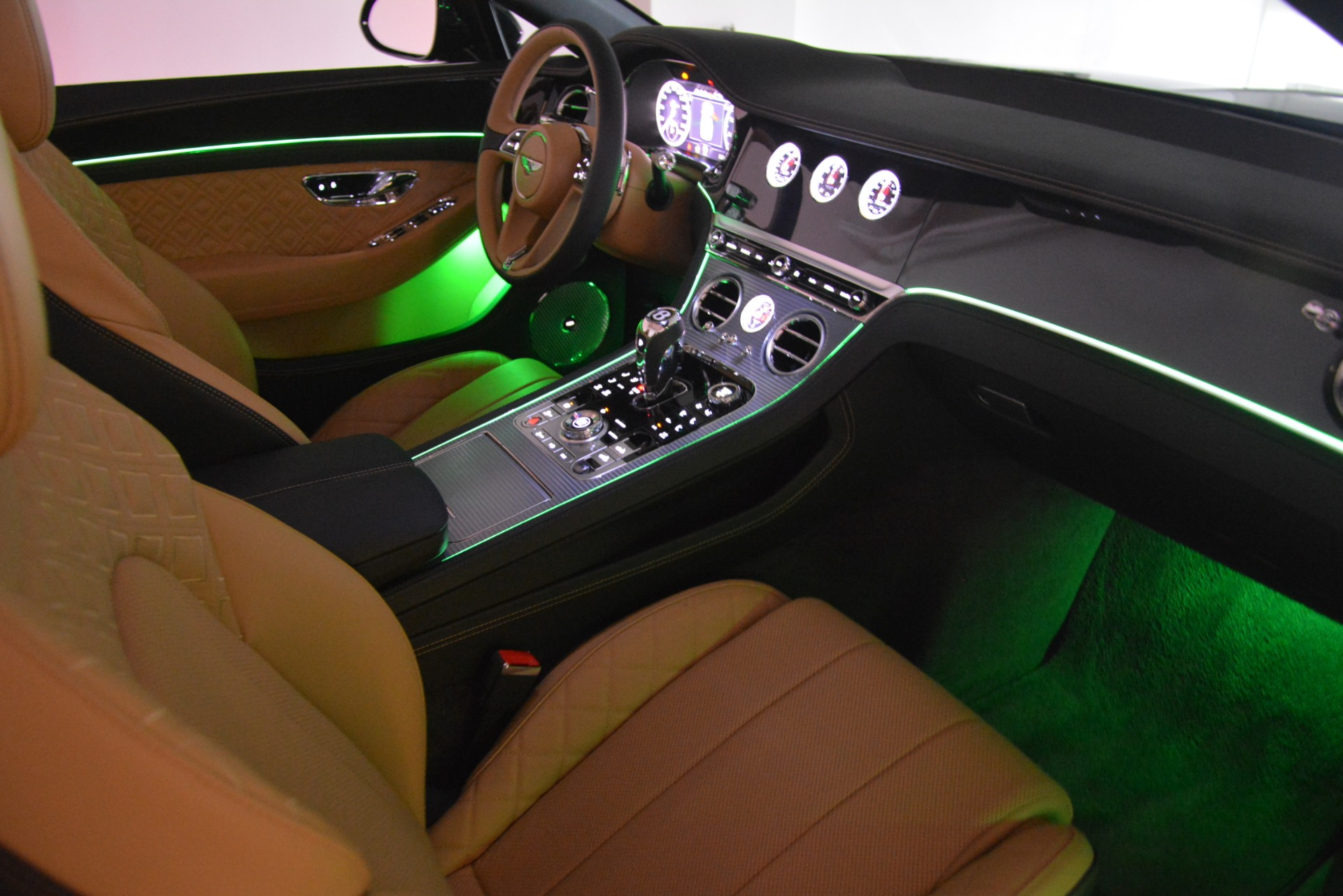 New 2020 Bentley Continental GTC V8 For Sale In Greenwich, CT 3301_p48