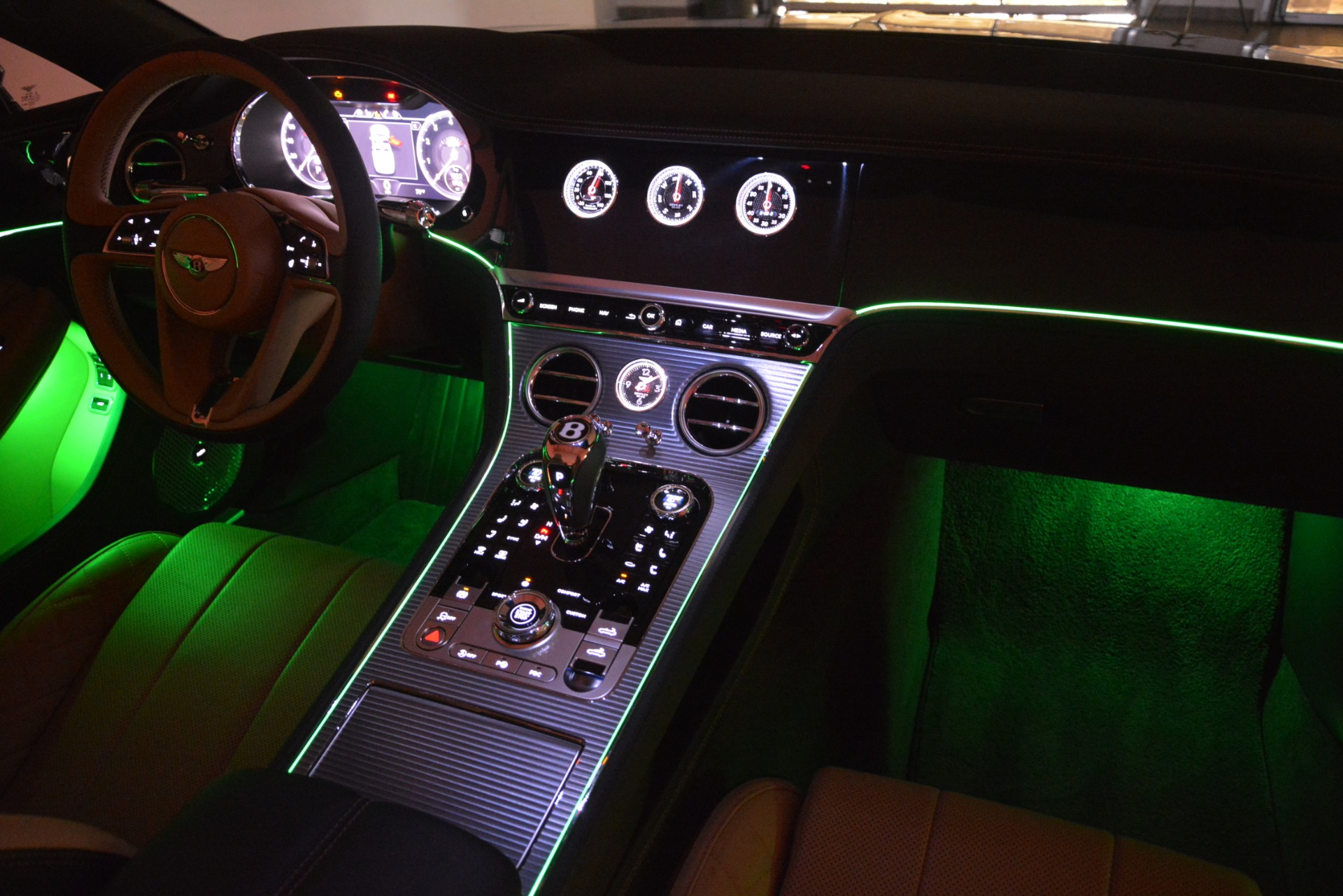 New 2020 Bentley Continental GTC V8 For Sale In Greenwich, CT 3301_p49