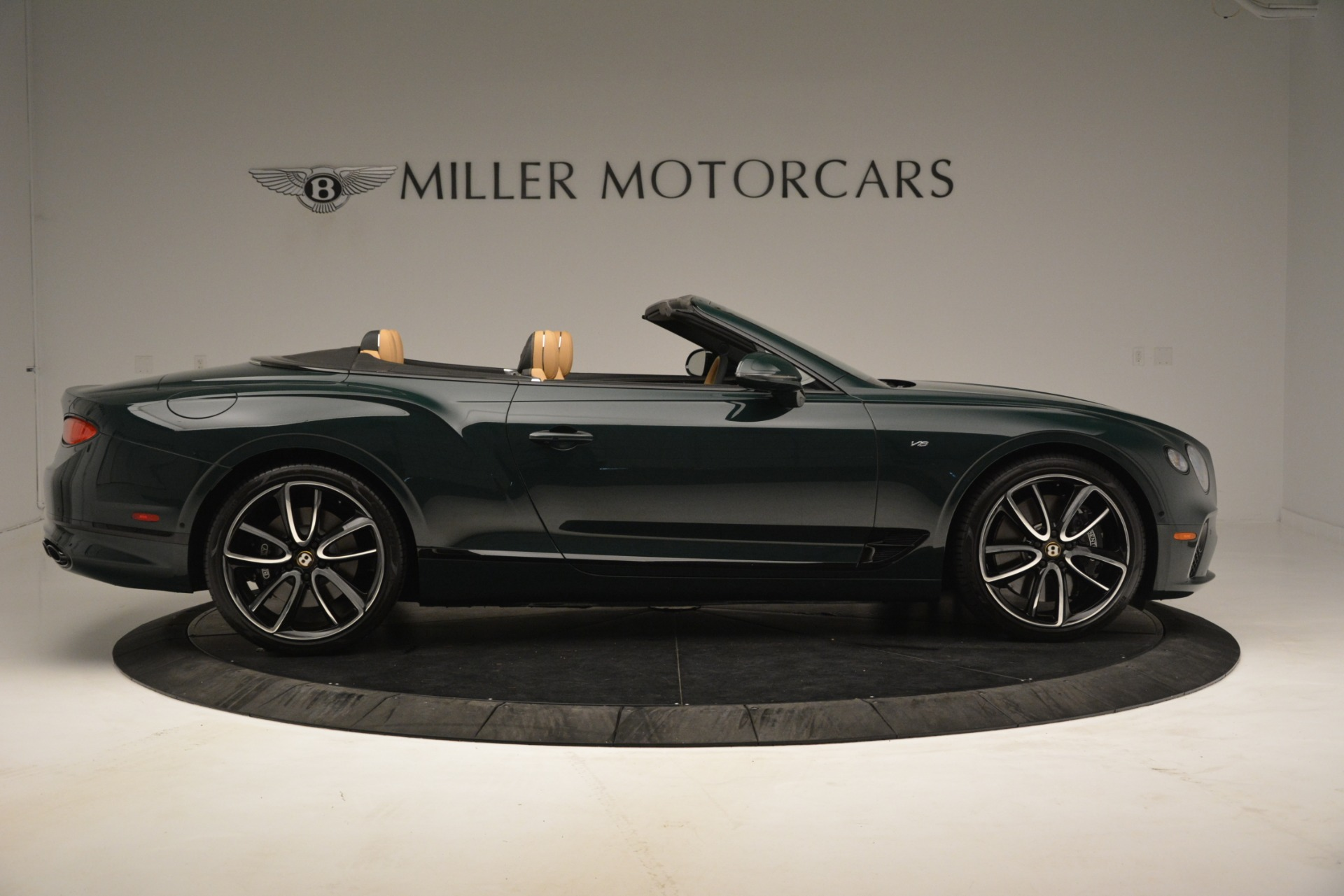 New 2020 Bentley Continental GTC V8 For Sale In Greenwich, CT 3301_p9