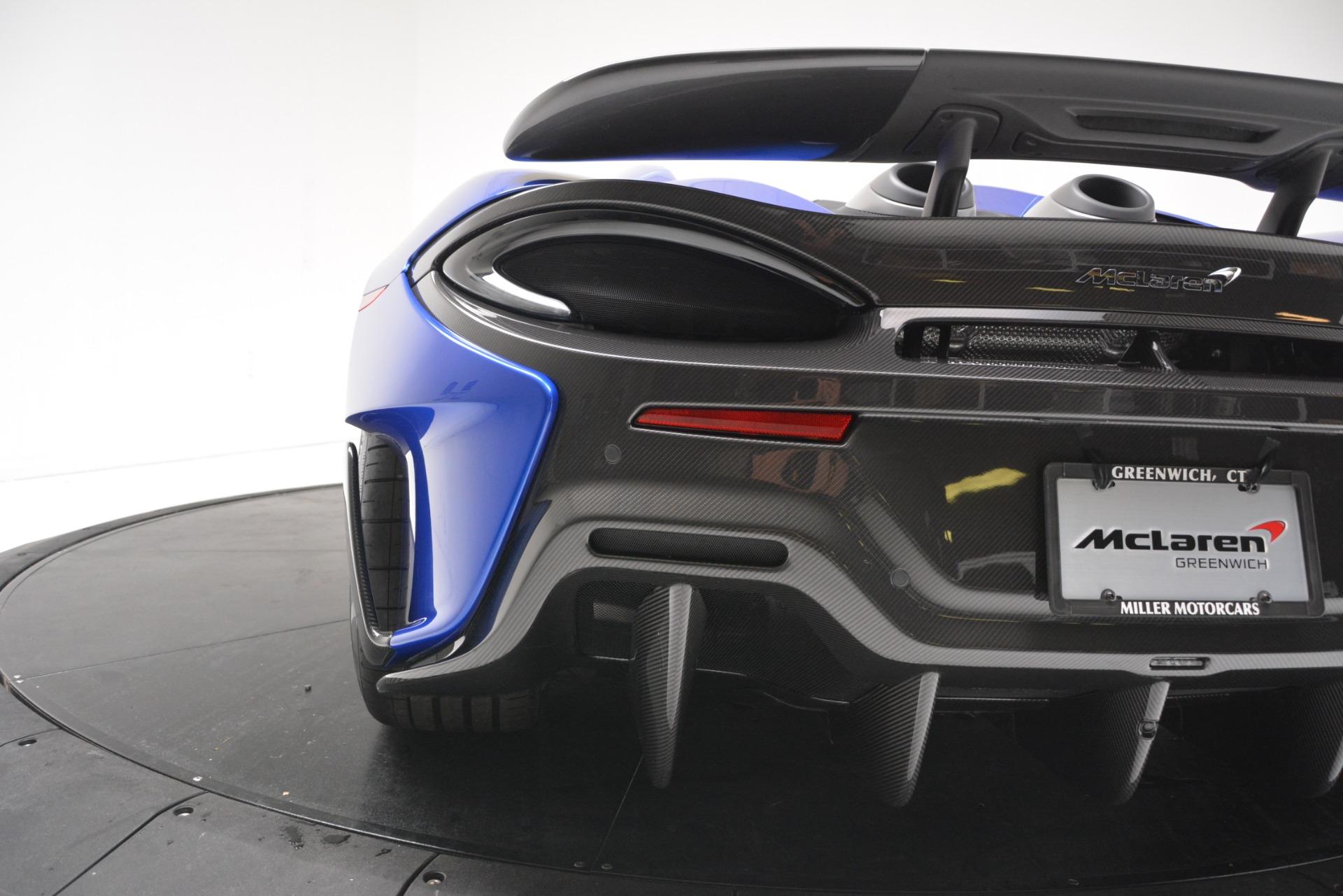 New 2020 McLaren 600LT Convertible For Sale In Greenwich, CT 3309_p31