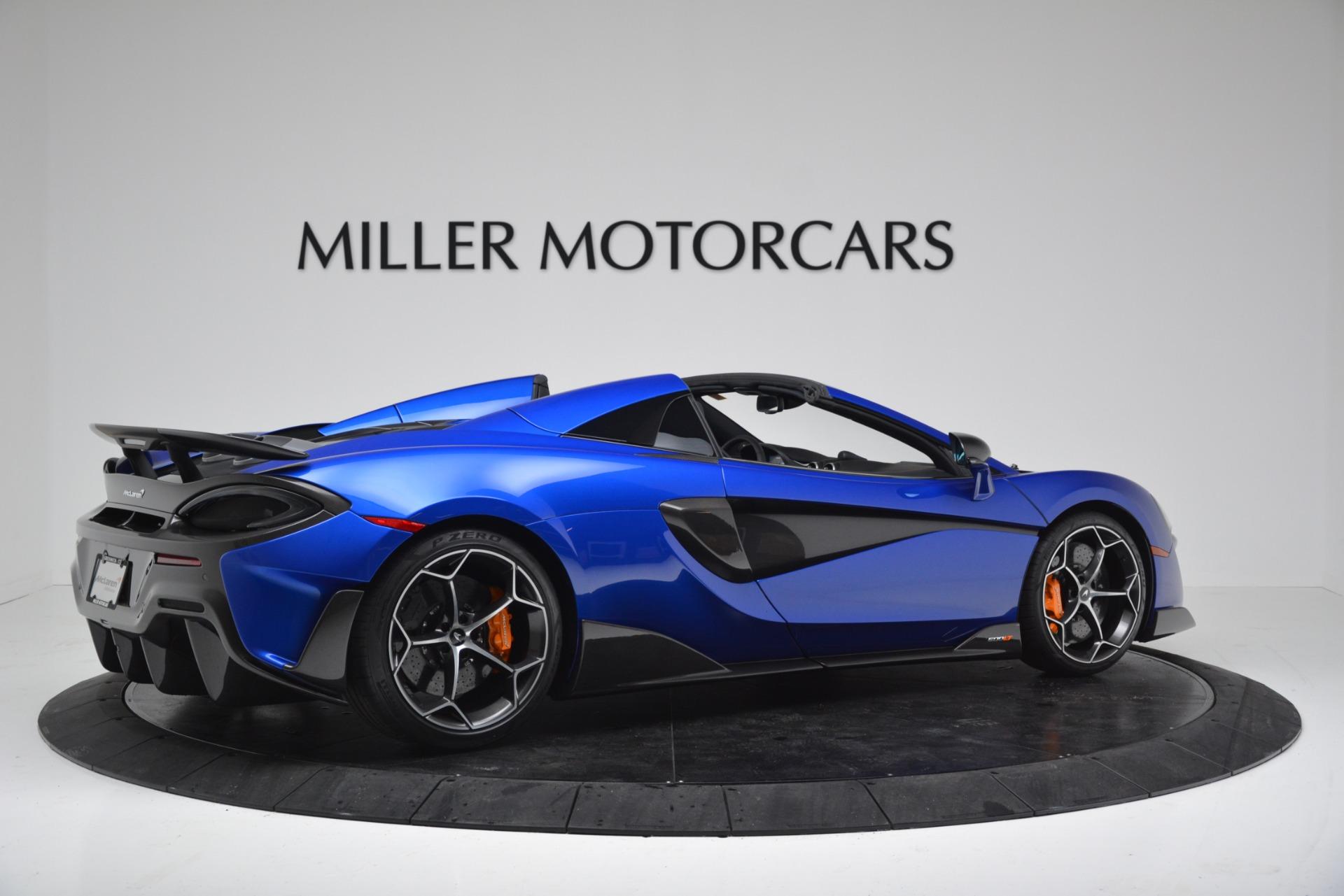 New 2020 McLaren 600LT Convertible For Sale In Greenwich, CT 3309_p8