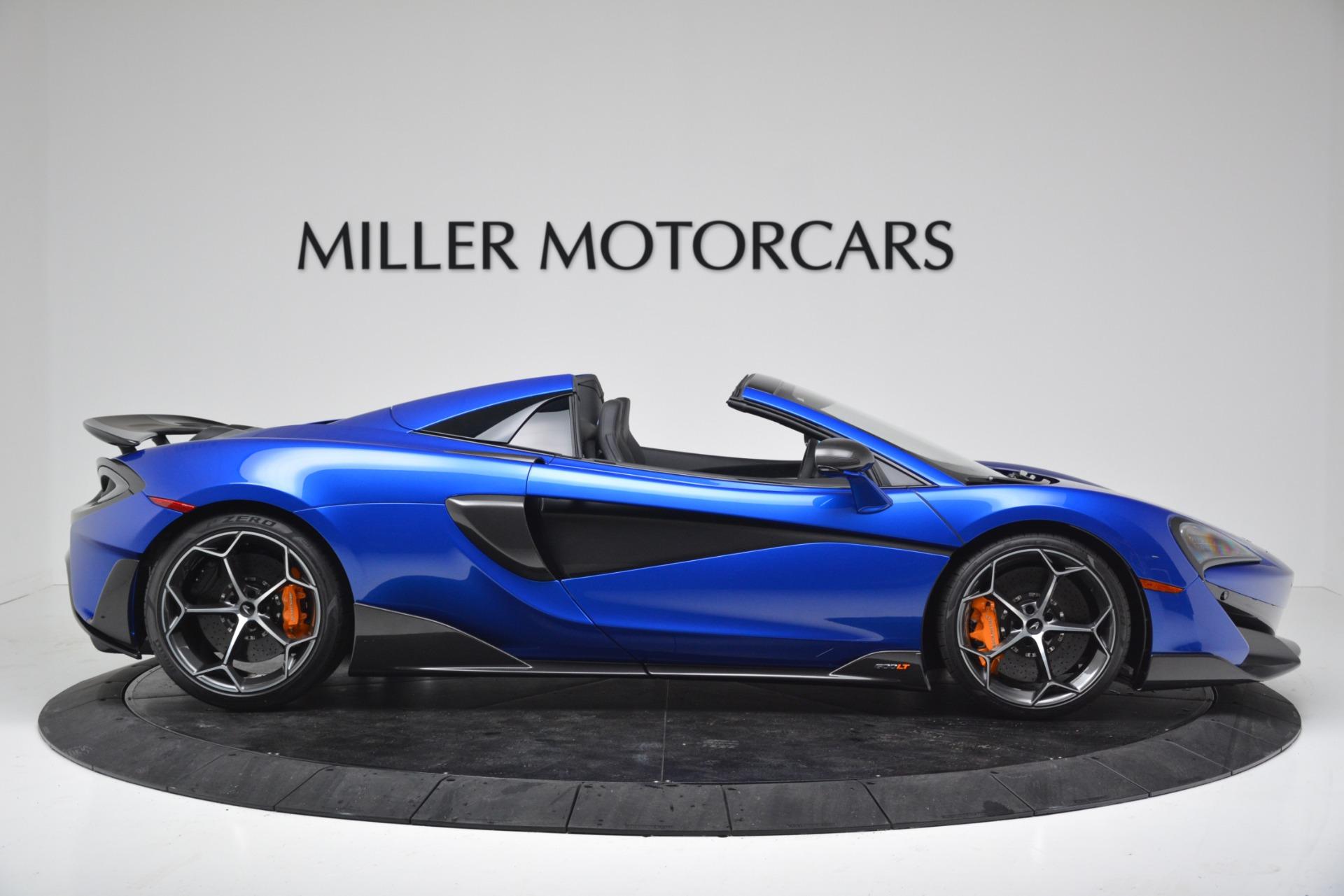 New 2020 McLaren 600LT Convertible For Sale In Greenwich, CT 3309_p9