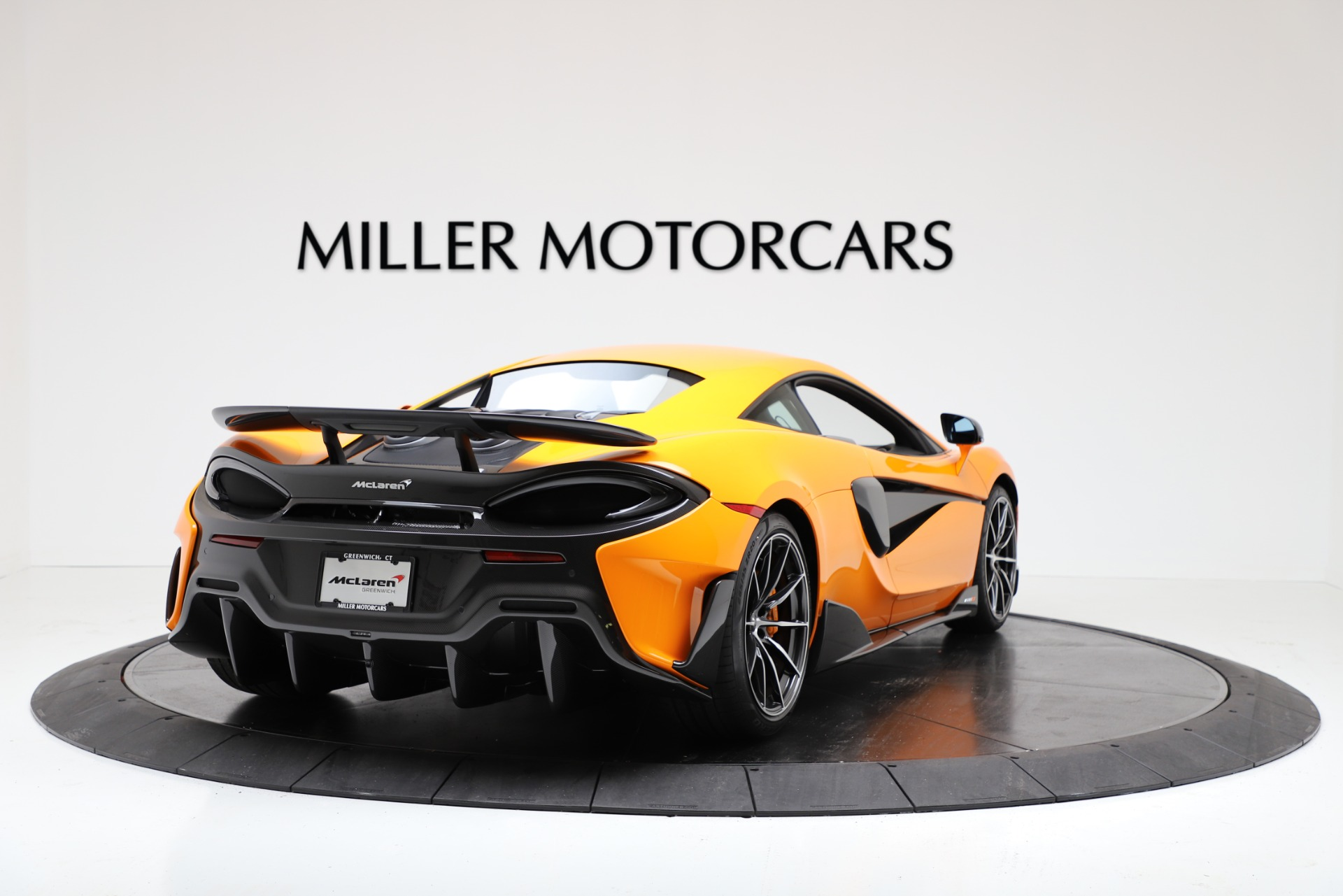 New 2019 McLaren 600LT Coupe For Sale In Greenwich, CT 3312_p7
