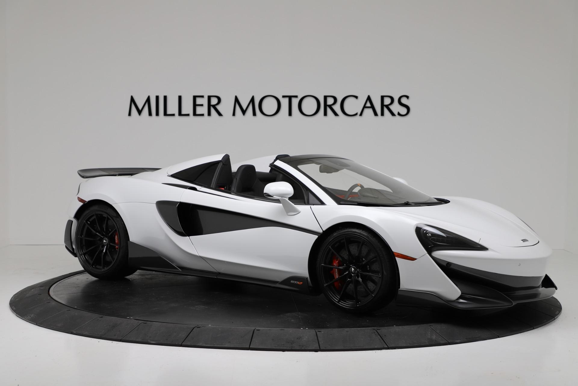New 2020 McLaren 600LT Convertible For Sale In Greenwich, CT 3314_p10