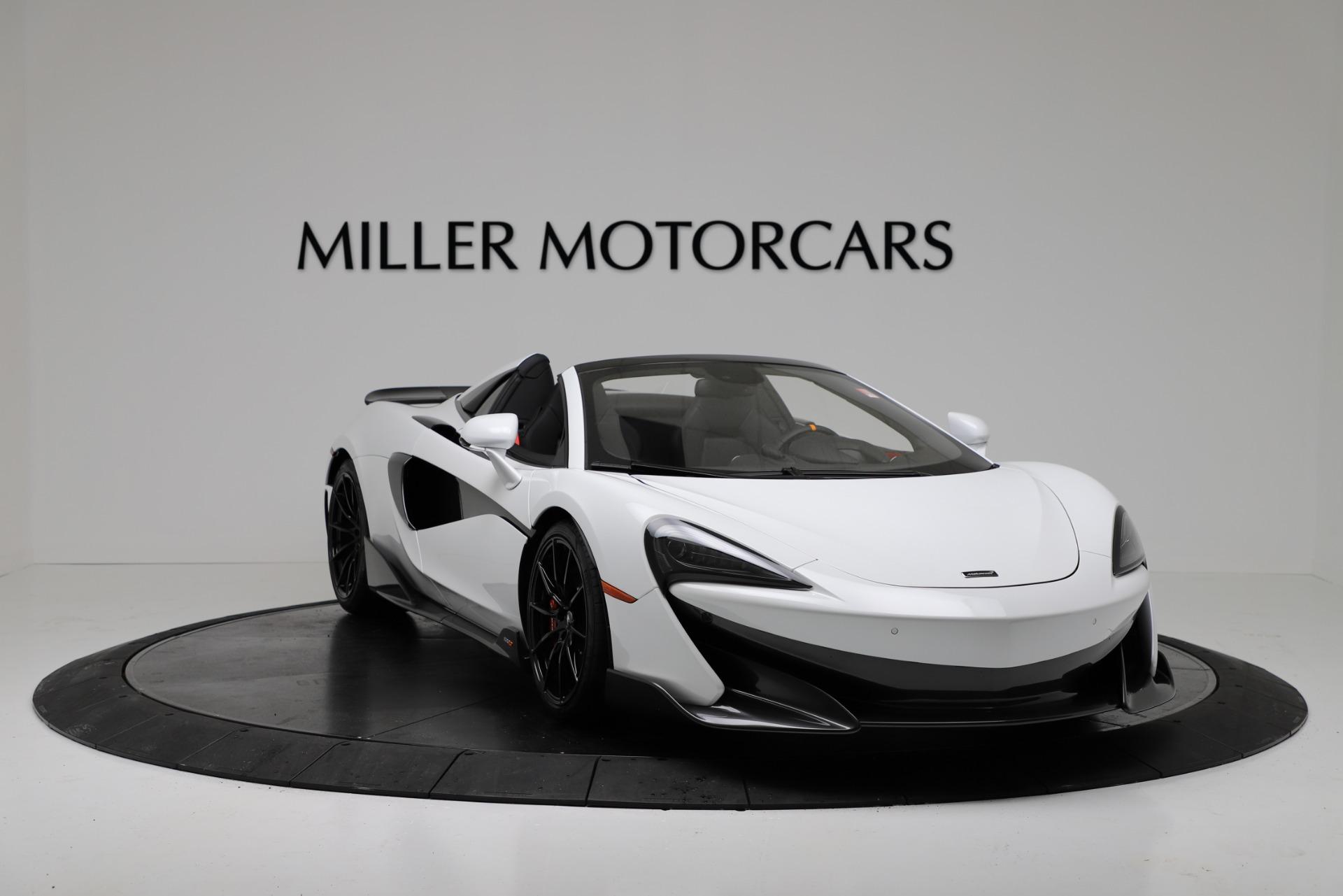New 2020 McLaren 600LT Convertible For Sale In Greenwich, CT 3314_p11