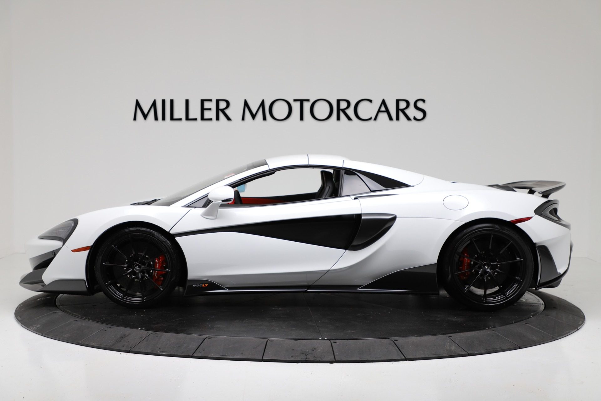 New 2020 McLaren 600LT Convertible For Sale In Greenwich, CT 3314_p14