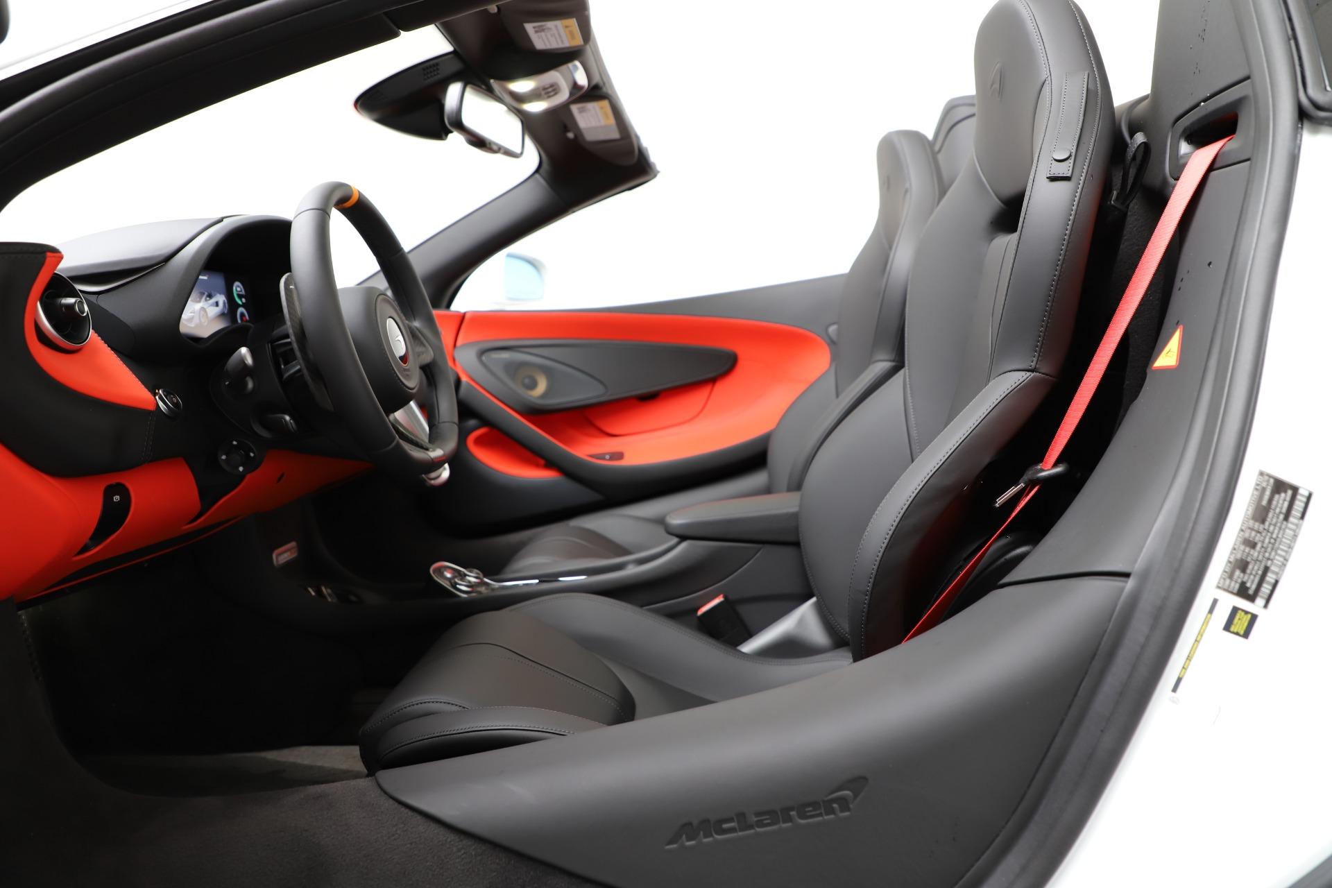 New 2020 McLaren 600LT Convertible For Sale In Greenwich, CT 3314_p22