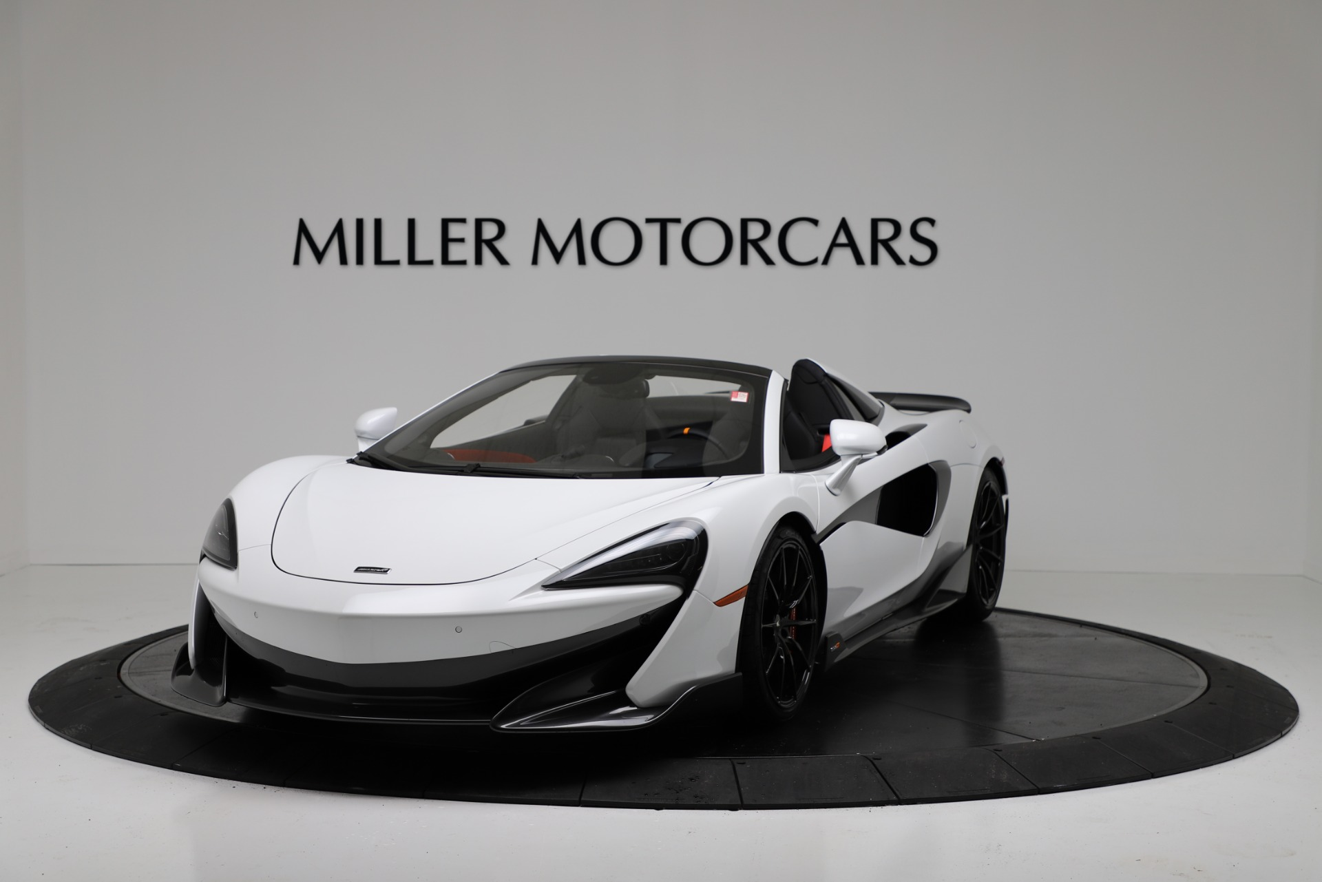 New 2020 McLaren 600LT Convertible For Sale In Greenwich, CT 3314_p2