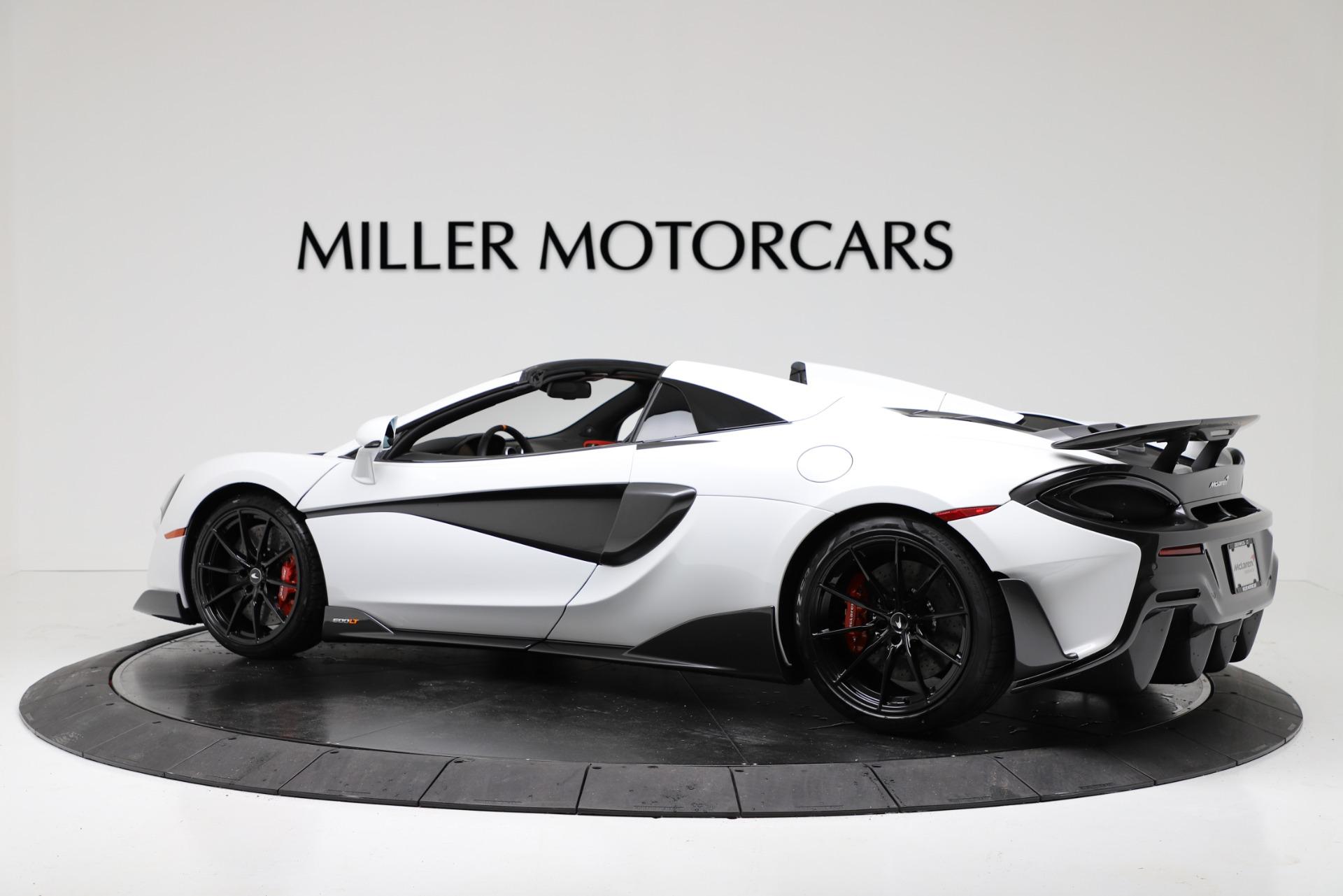 New 2020 McLaren 600LT Convertible For Sale In Greenwich, CT 3314_p4