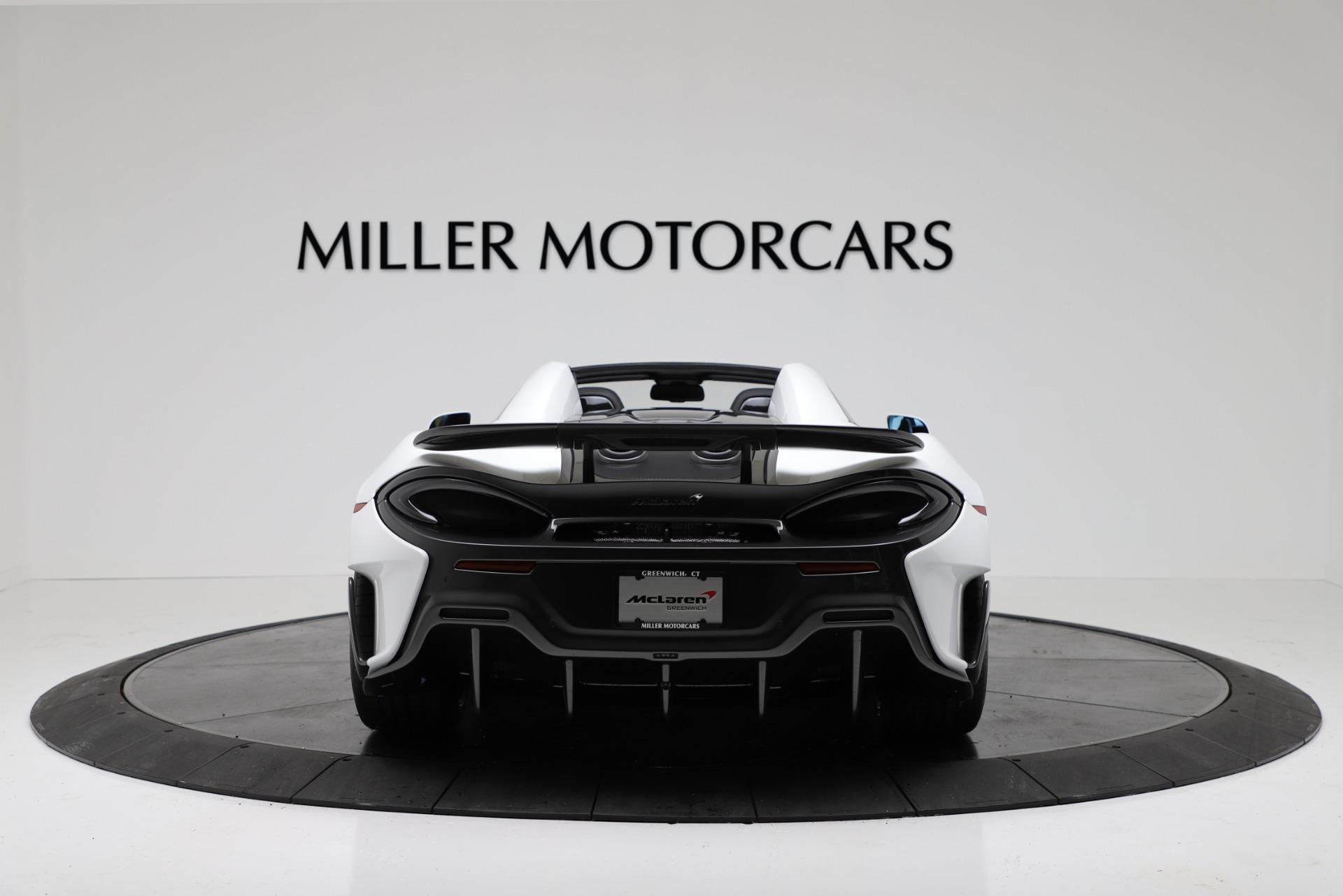 New 2020 McLaren 600LT Convertible For Sale In Greenwich, CT 3314_p6
