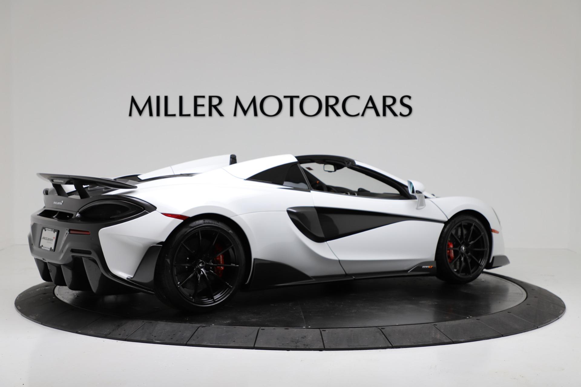 New 2020 McLaren 600LT Convertible For Sale In Greenwich, CT 3314_p8