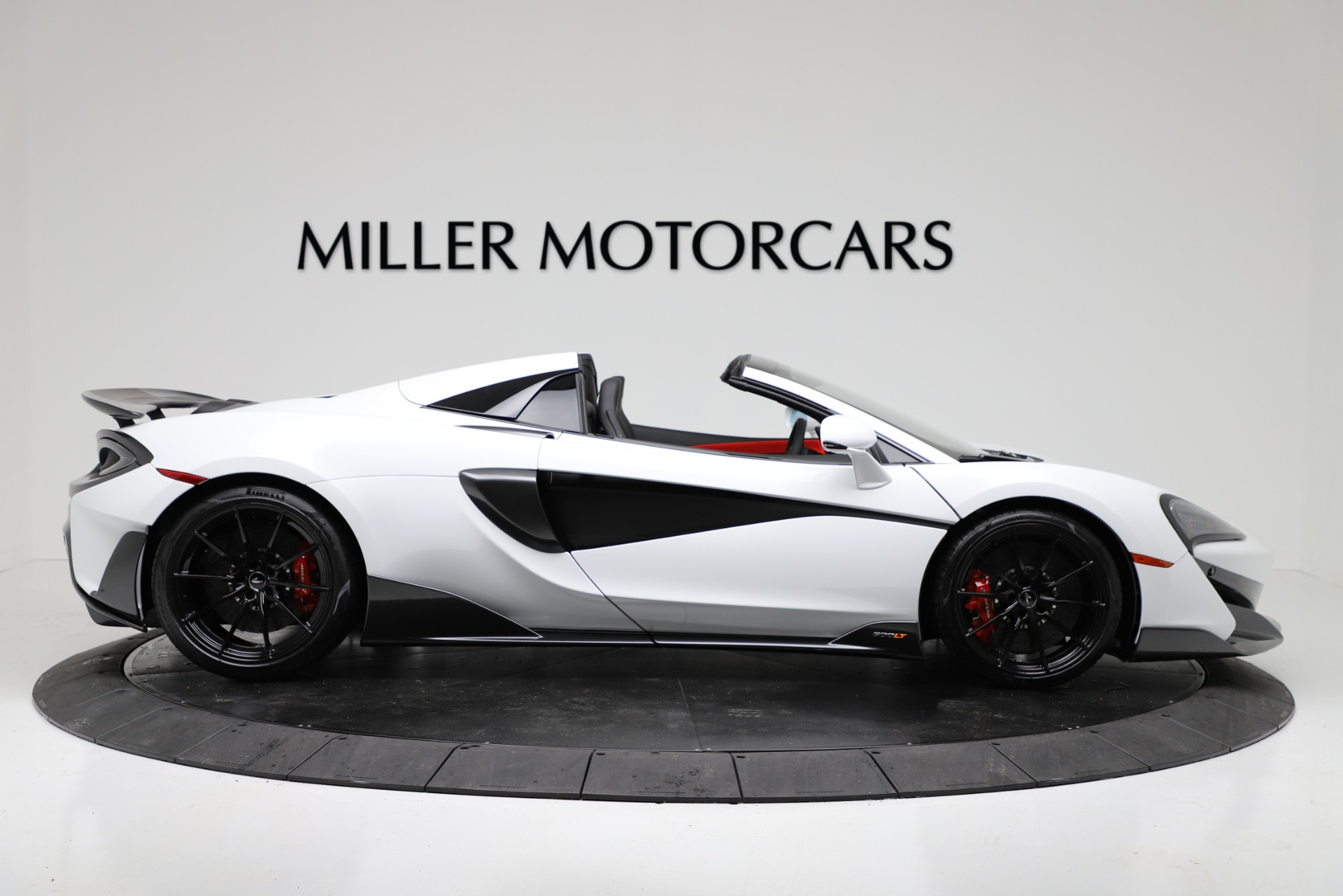 New 2020 McLaren 600LT Convertible For Sale In Greenwich, CT 3314_p9