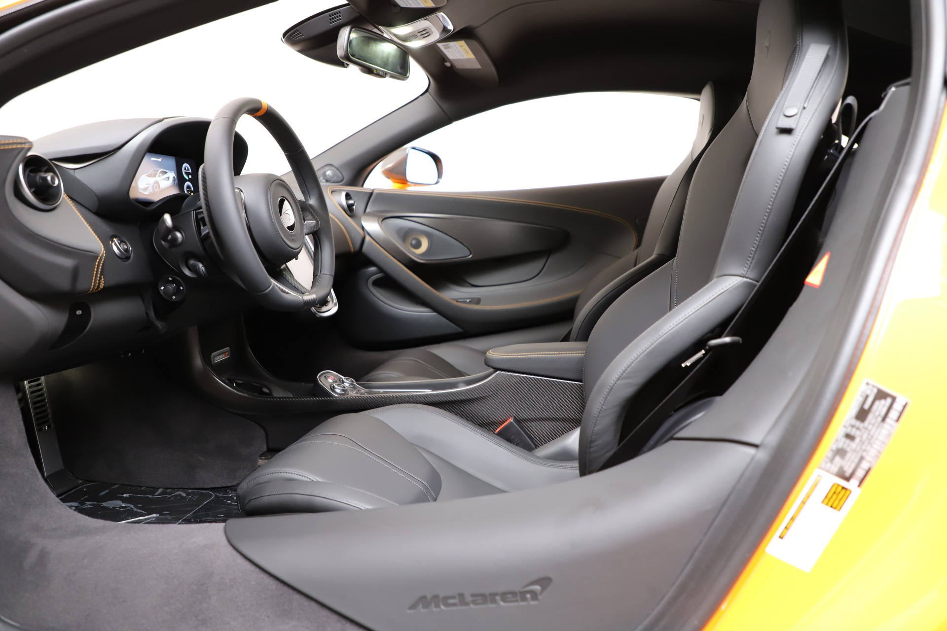 New 2019 McLaren 600LT Coupe For Sale In Greenwich, CT 3315_p15