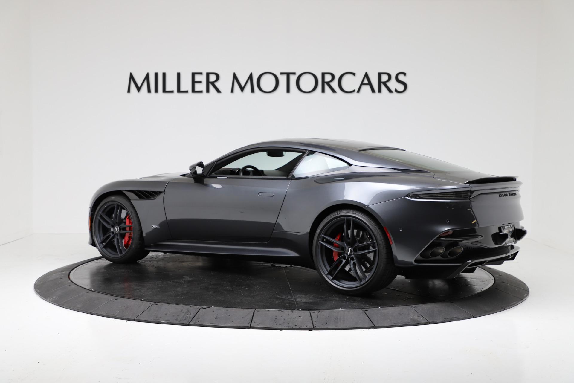 New 2019 Aston Martin DBS Superleggera For Sale In Greenwich, CT 3318_p4