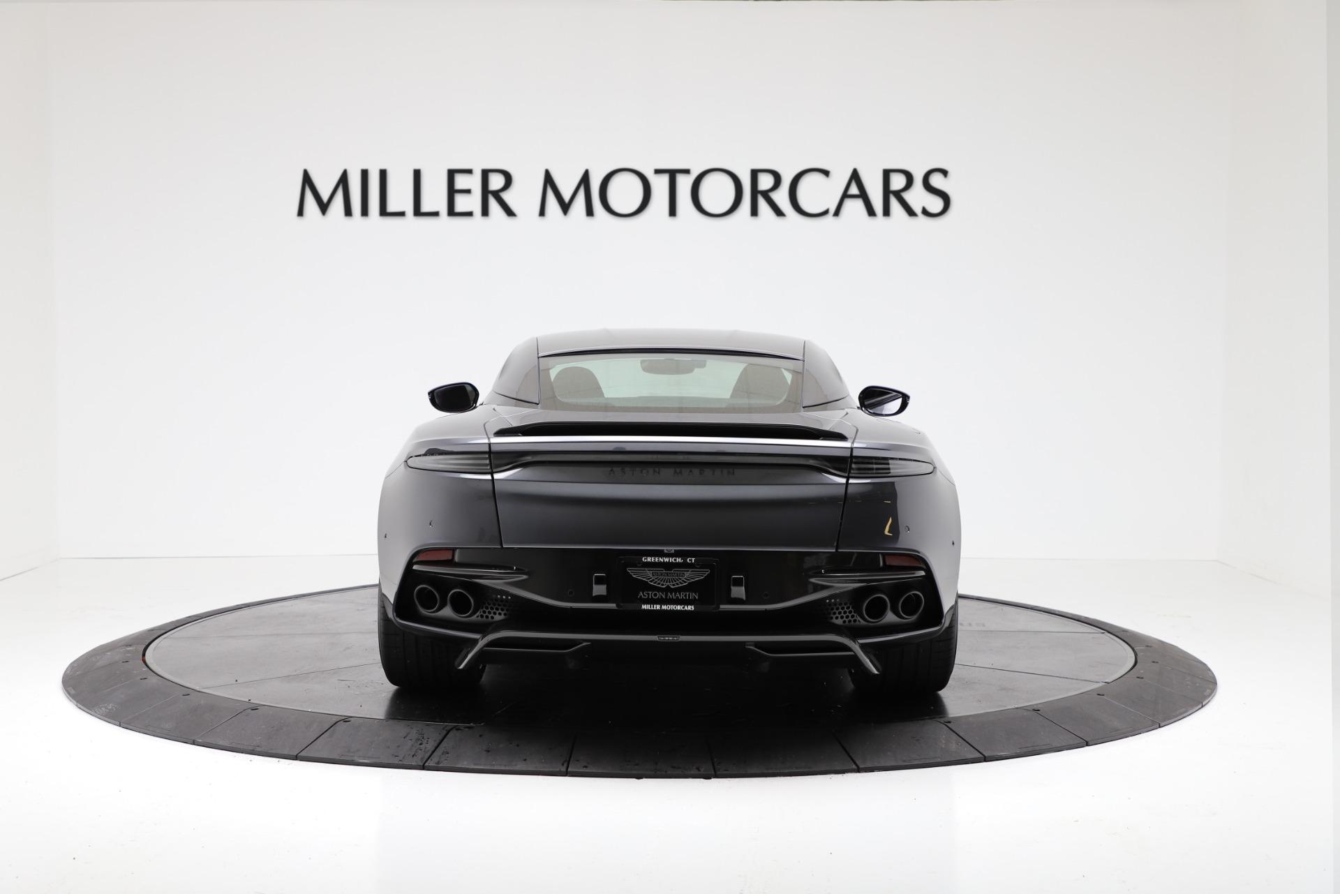 New 2019 Aston Martin DBS Superleggera For Sale In Greenwich, CT 3318_p5