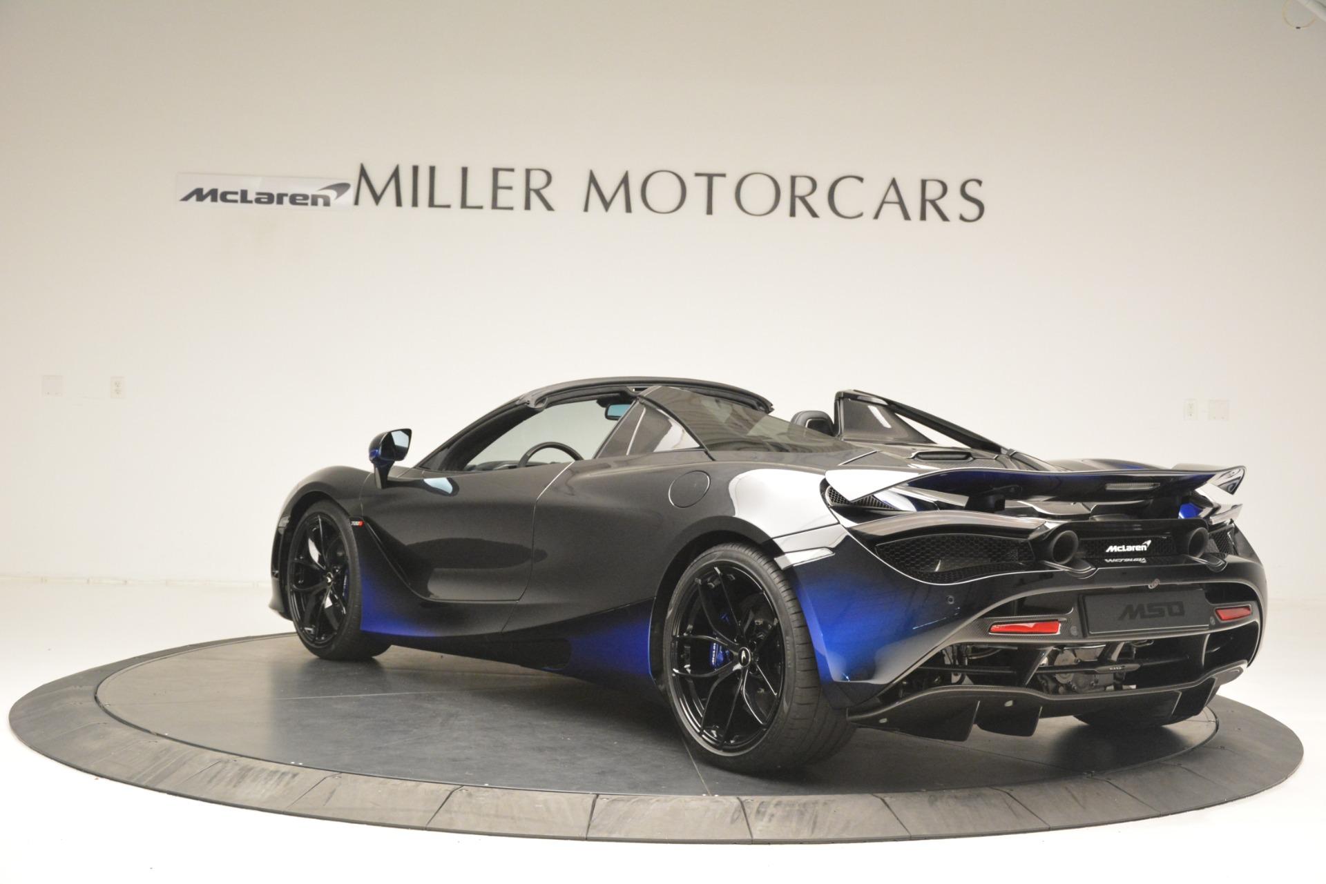 New 2020 McLaren 720s Spider For Sale In Greenwich, CT 3322_p12