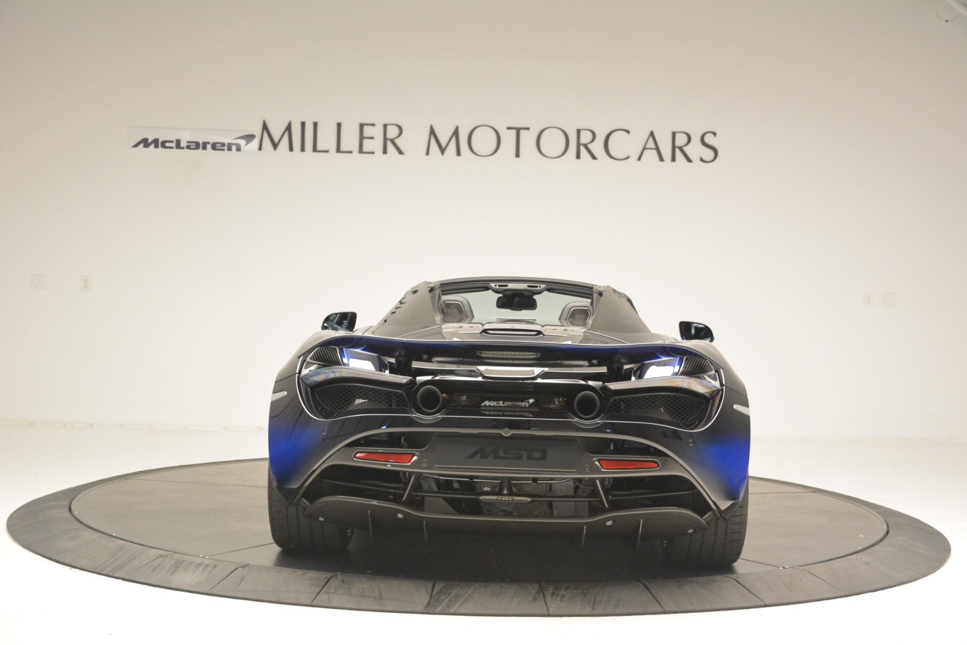 New 2020 McLaren 720s Spider For Sale In Greenwich, CT 3322_p13