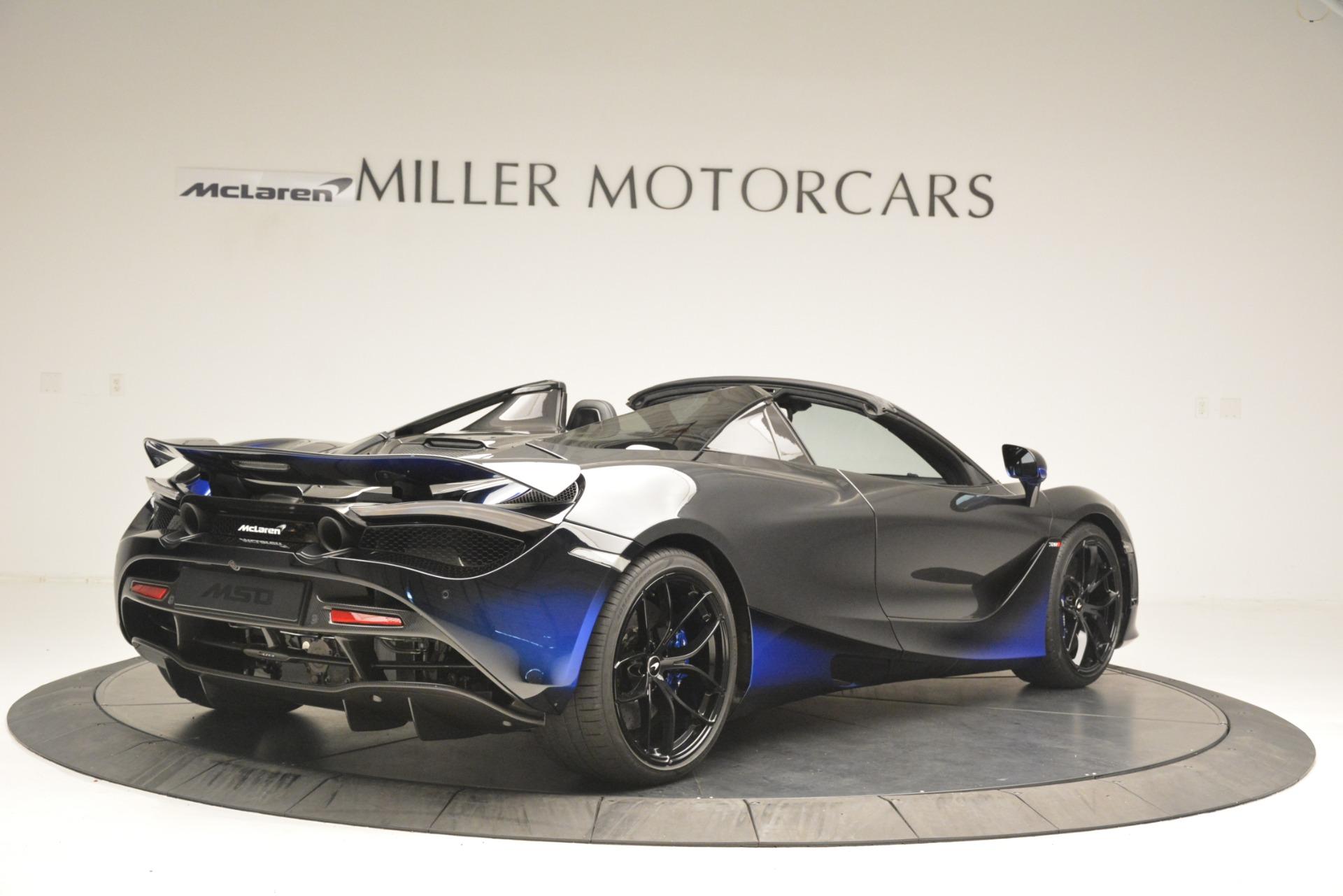 New 2020 McLaren 720s Spider For Sale In Greenwich, CT 3322_p14