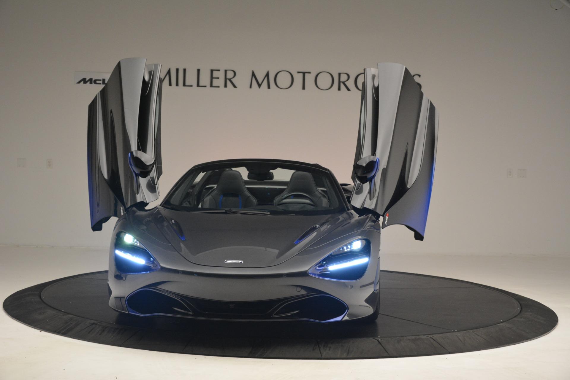New 2020 McLaren 720s Spider For Sale In Greenwich, CT 3322_p17