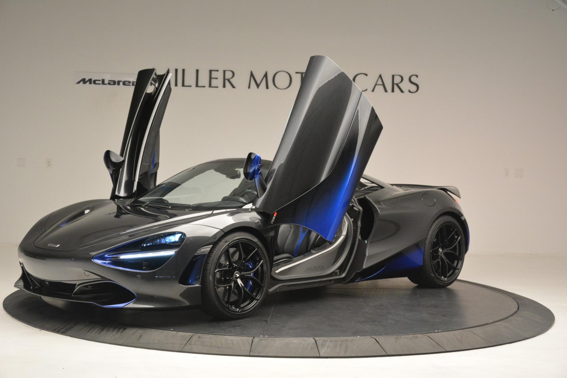 New 2020 McLaren 720s Spider For Sale In Greenwich, CT 3322_p18