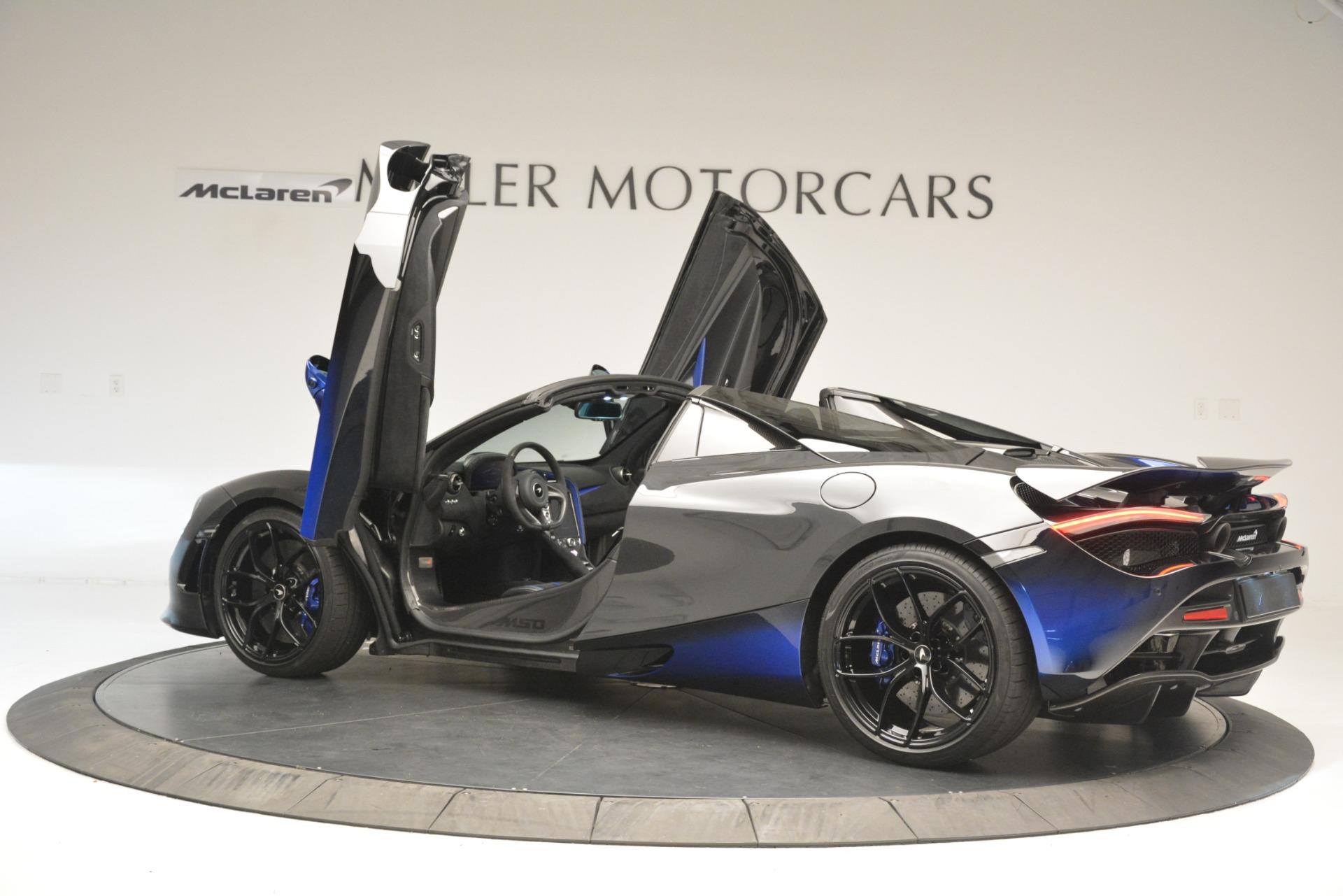 New 2020 McLaren 720s Spider For Sale In Greenwich, CT 3322_p19