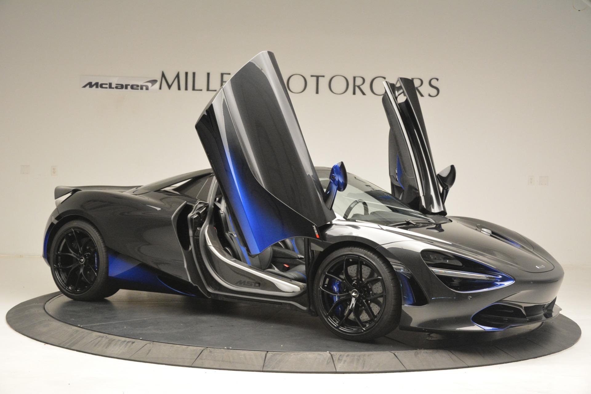 New 2020 McLaren 720s Spider For Sale In Greenwich, CT 3322_p22