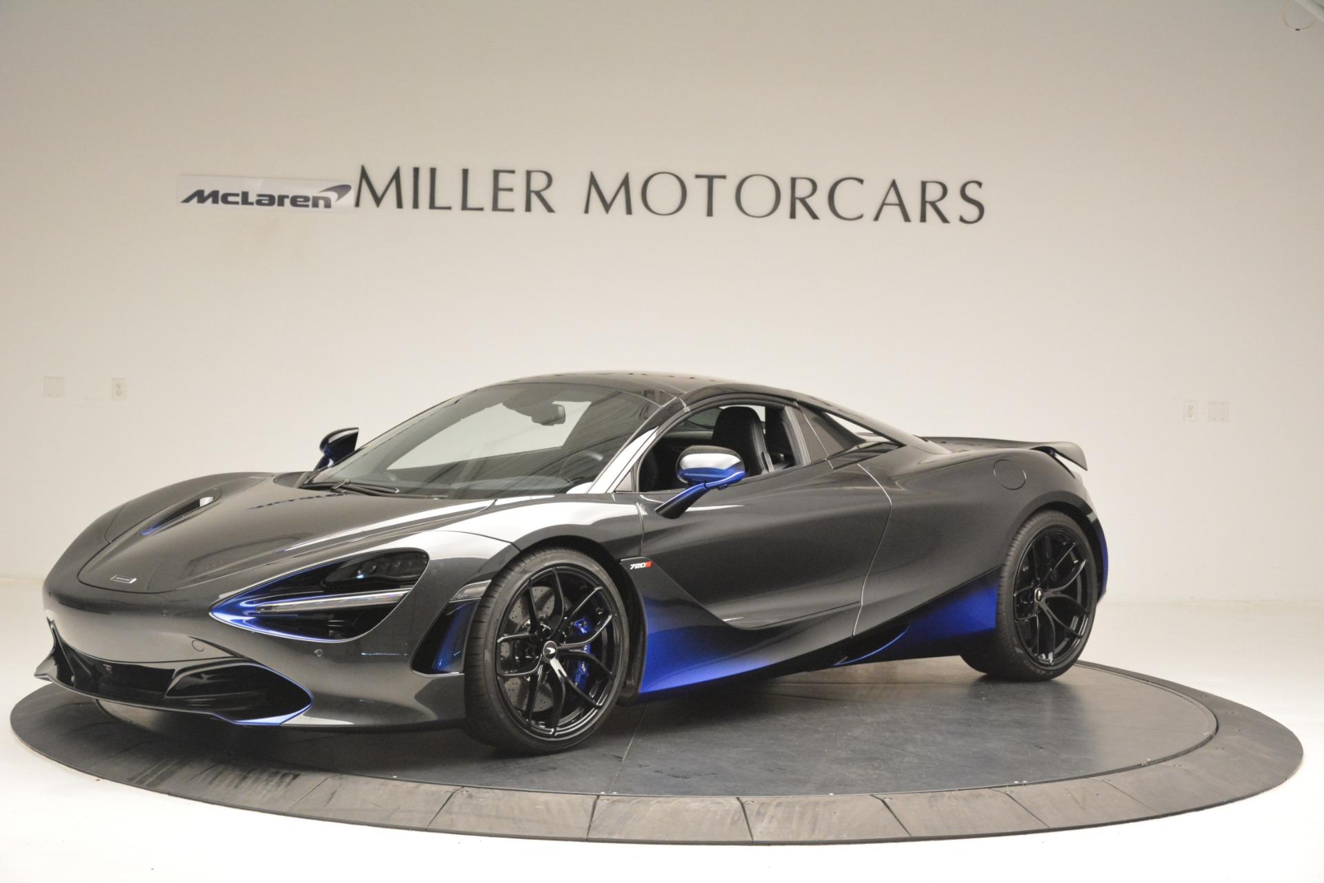 New 2020 McLaren 720s Spider For Sale In Greenwich, CT 3322_p2