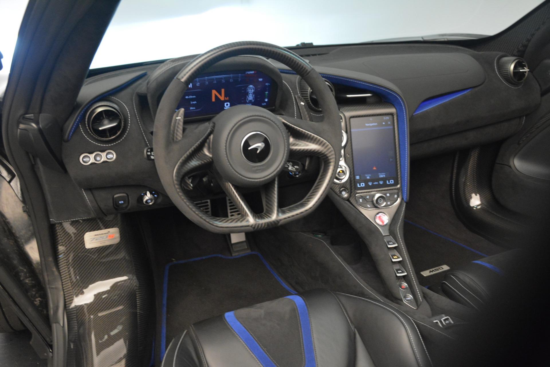 New 2020 McLaren 720s Spider For Sale In Greenwich, CT 3322_p33