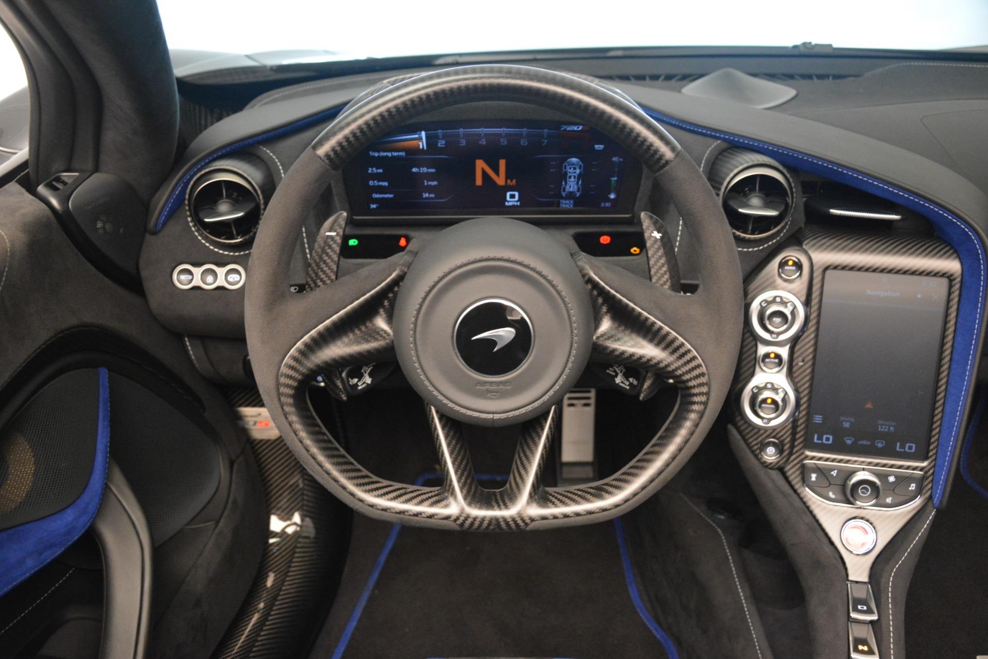 New 2020 McLaren 720s Spider For Sale In Greenwich, CT 3322_p34
