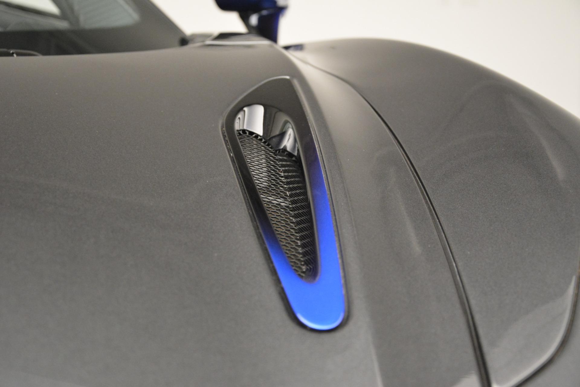 New 2020 McLaren 720s Spider For Sale In Greenwich, CT 3322_p37
