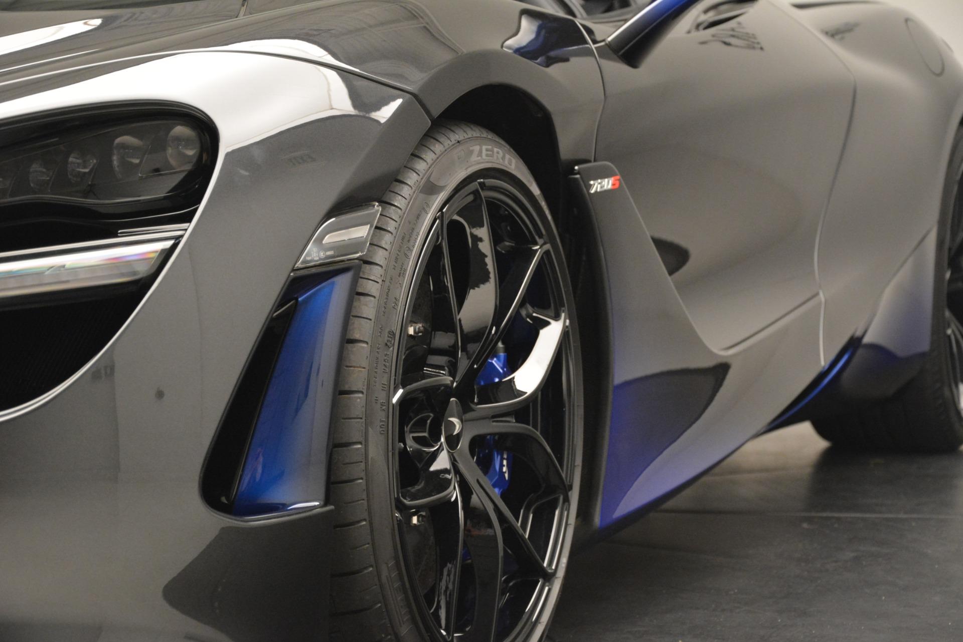 New 2020 McLaren 720s Spider For Sale In Greenwich, CT 3322_p41