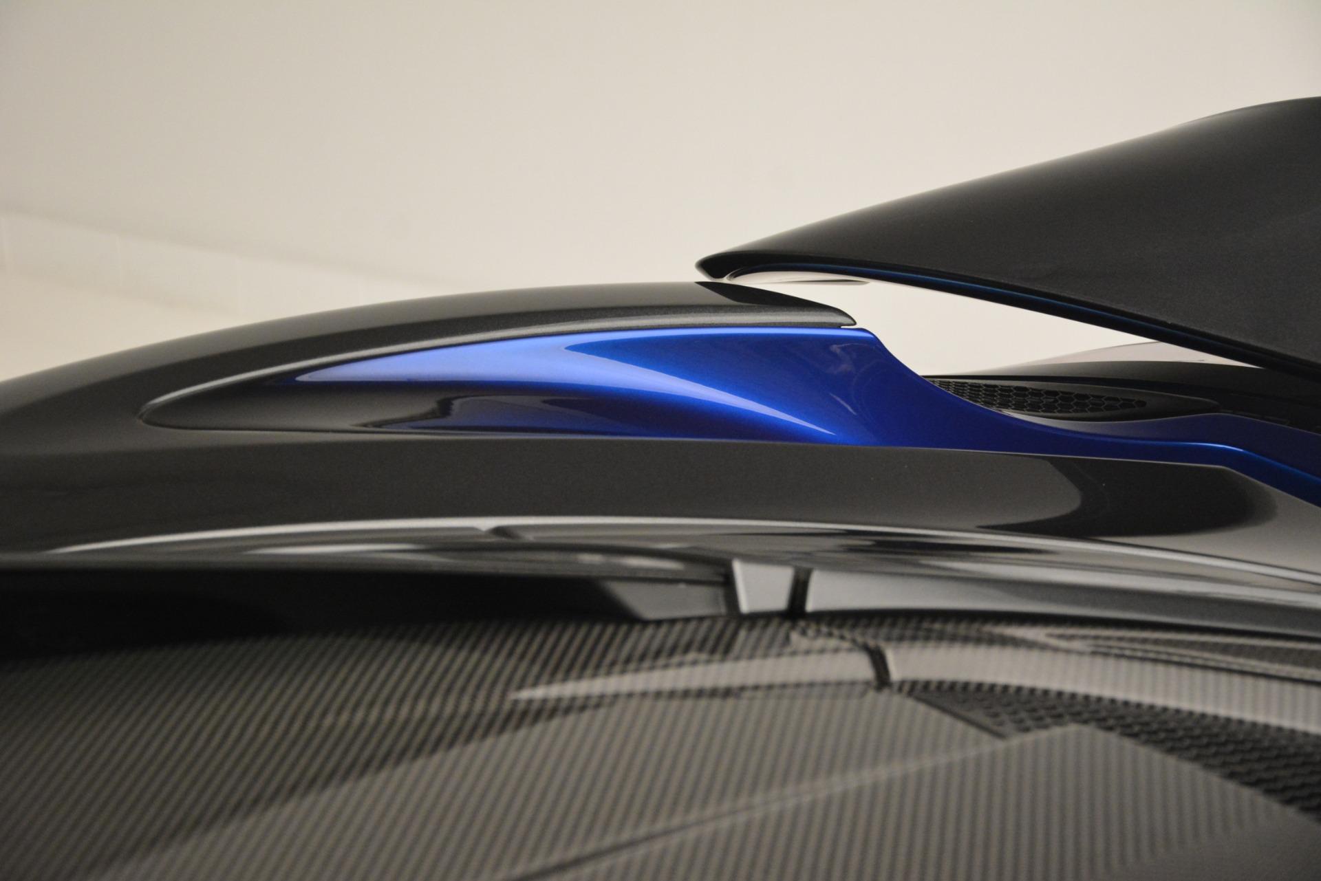 New 2020 McLaren 720s Spider For Sale In Greenwich, CT 3322_p42