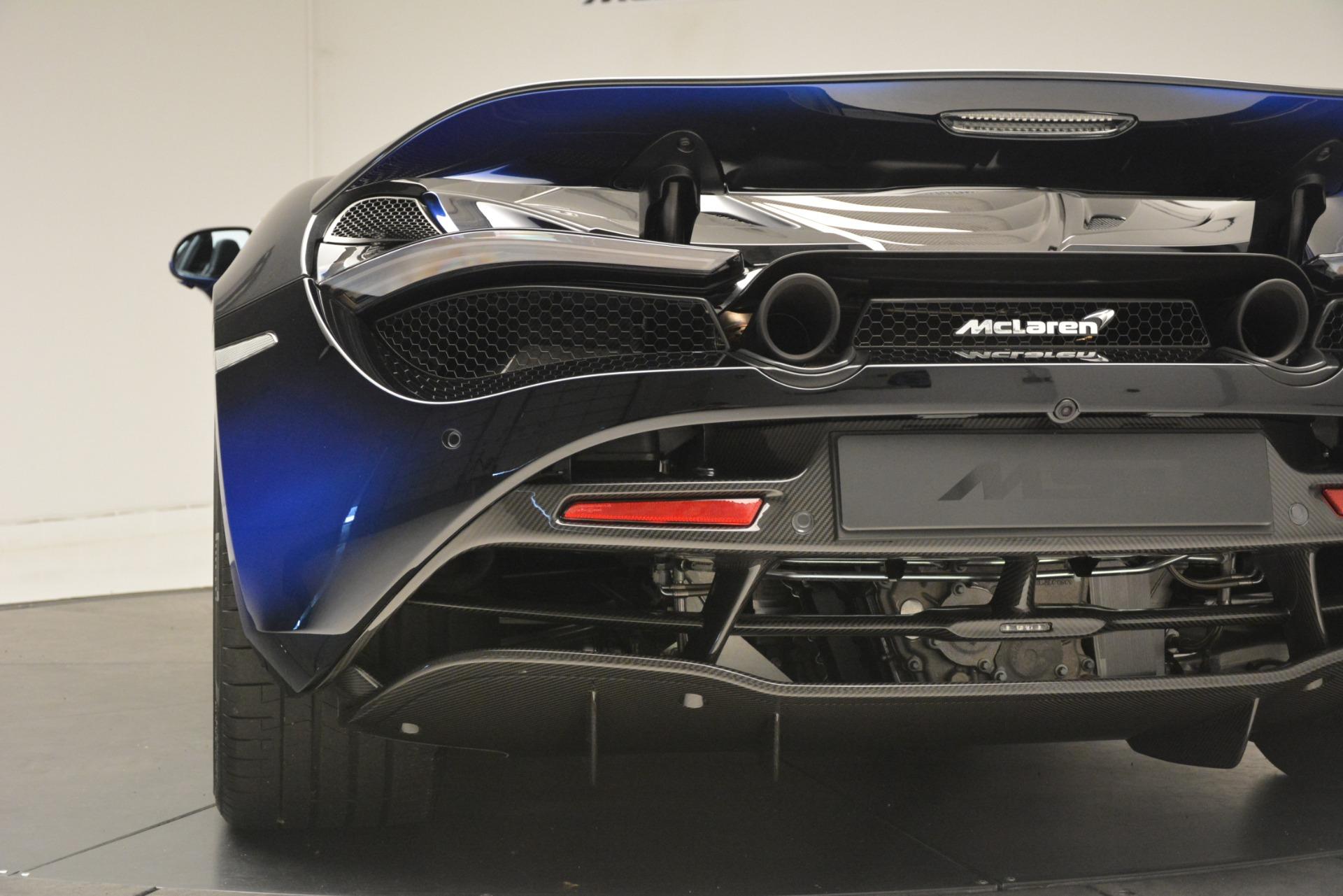 New 2020 McLaren 720s Spider For Sale In Greenwich, CT 3322_p43