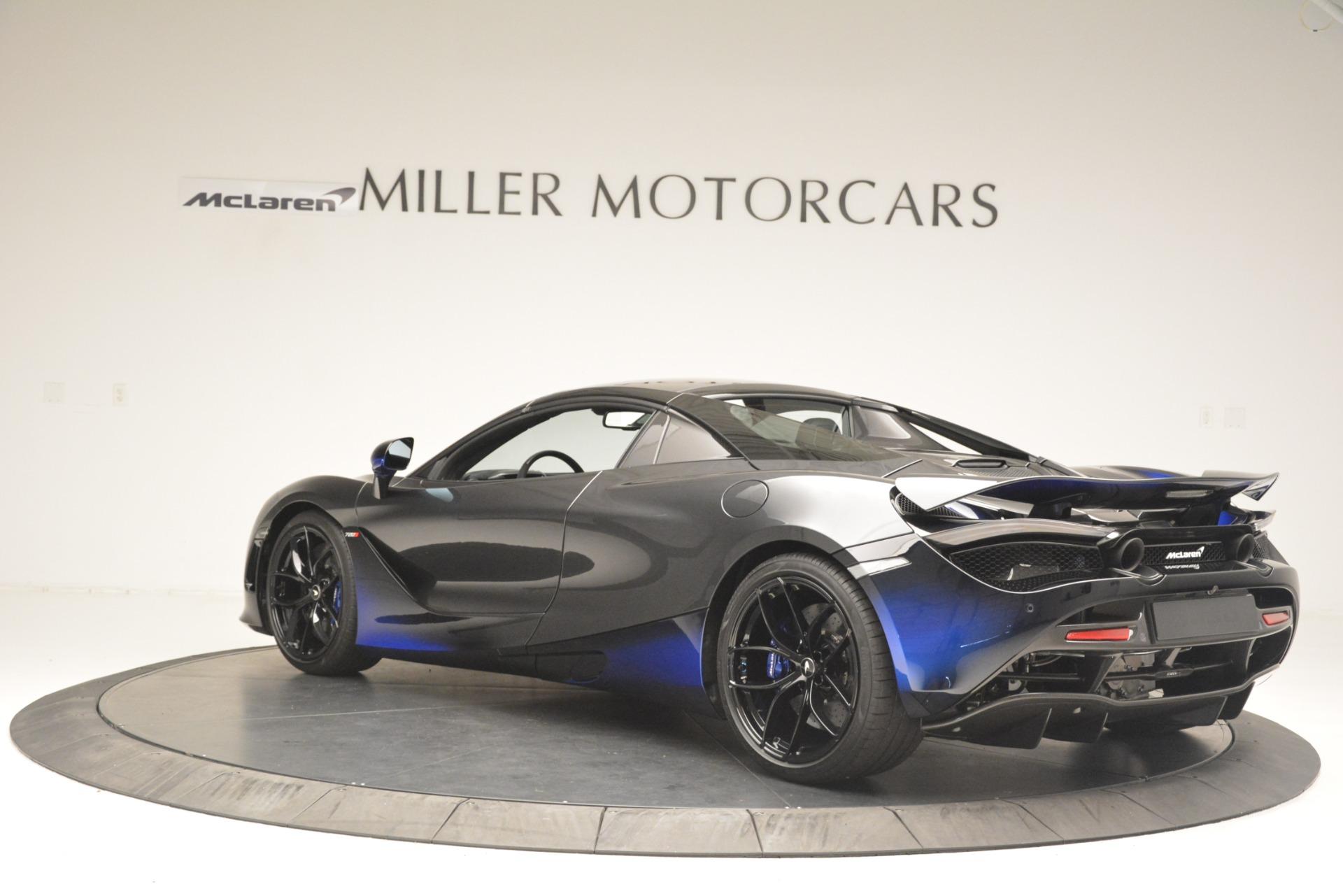 New 2020 McLaren 720s Spider For Sale In Greenwich, CT 3322_p4
