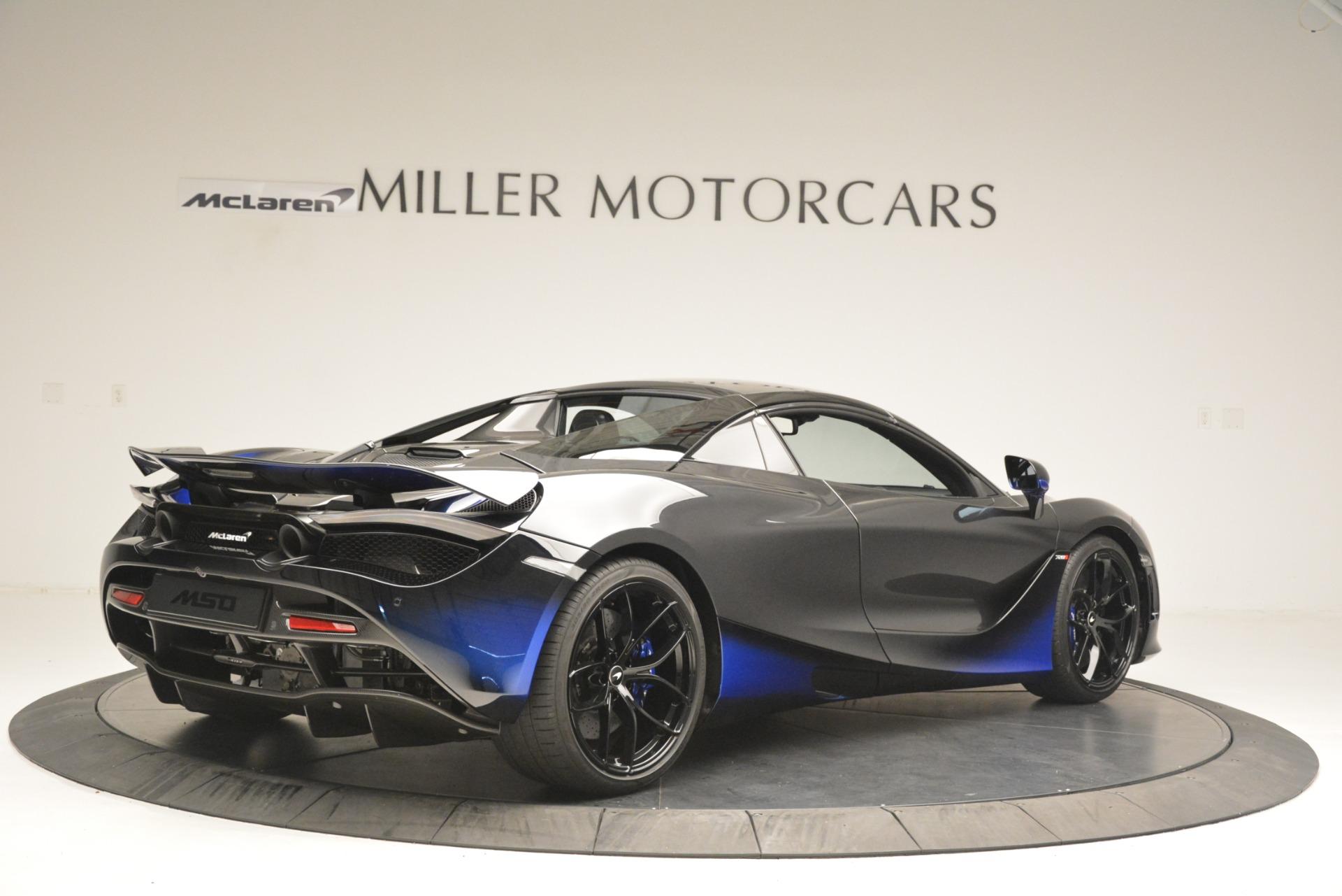 New 2020 McLaren 720s Spider For Sale In Greenwich, CT 3322_p6