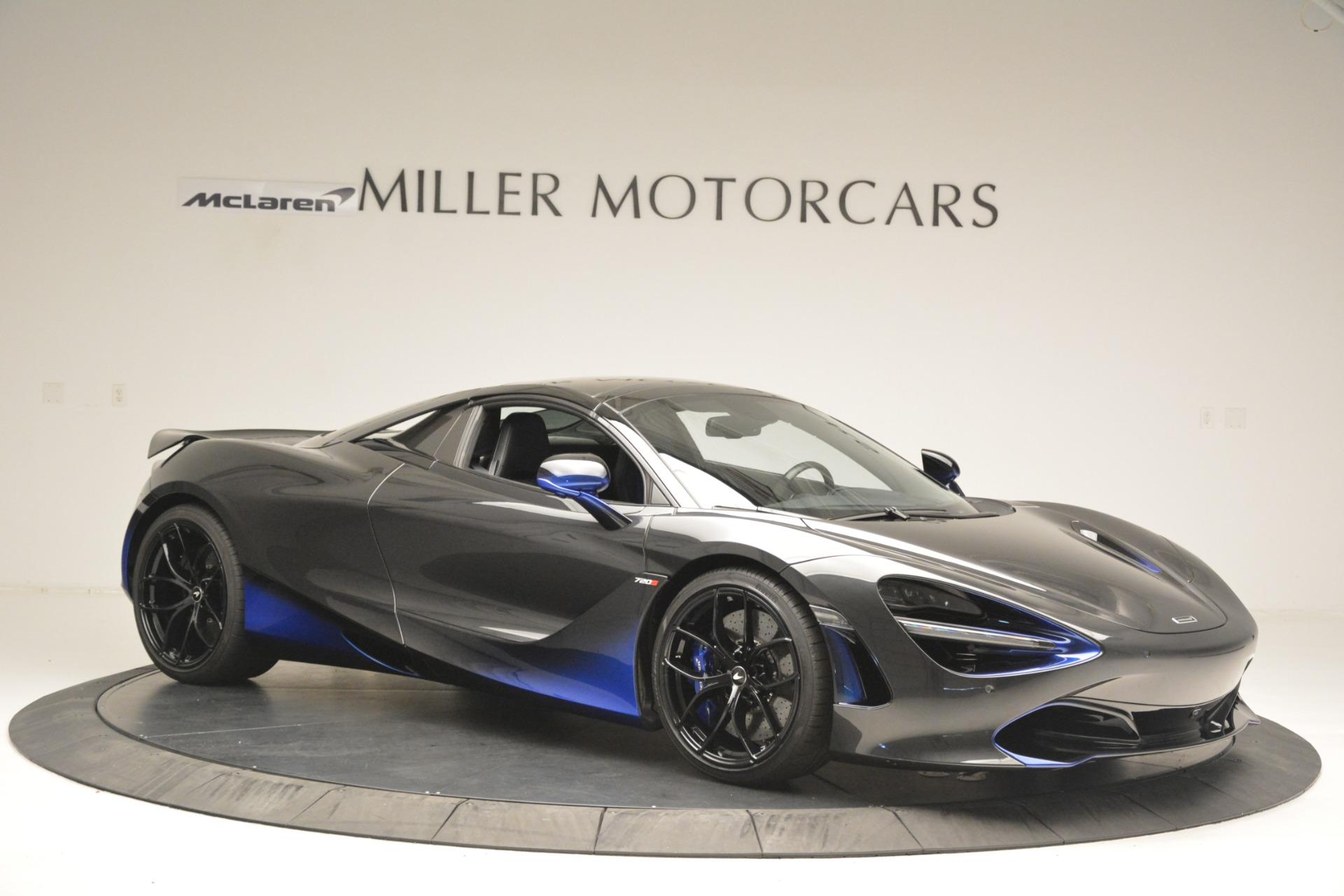New 2020 McLaren 720s Spider For Sale In Greenwich, CT 3322_p8
