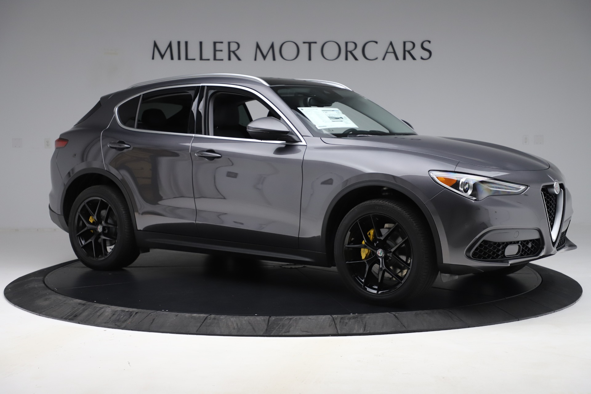 New 2019 Alfa Romeo Stelvio Ti Q4 For Sale In Greenwich, CT 3326_p10