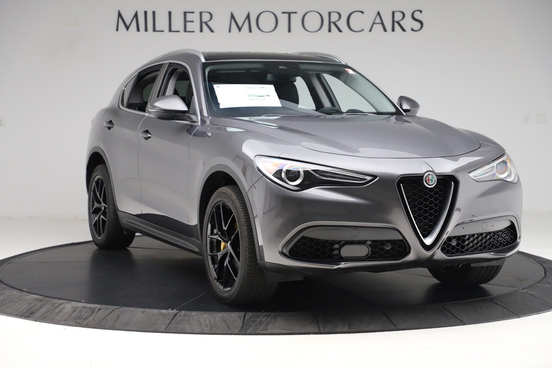 New 2019 Alfa Romeo Stelvio Ti Q4 For Sale In Greenwich, CT 3326_p11