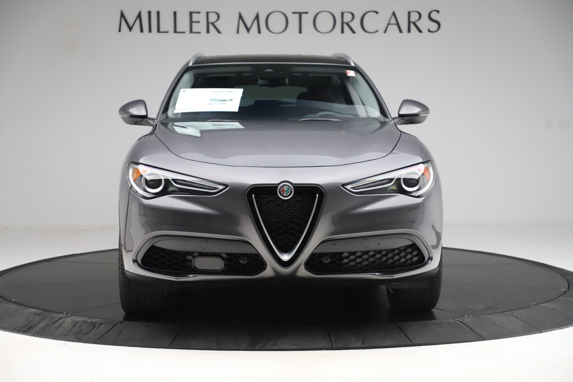 New 2019 Alfa Romeo Stelvio Ti Q4 For Sale In Greenwich, CT 3326_p12