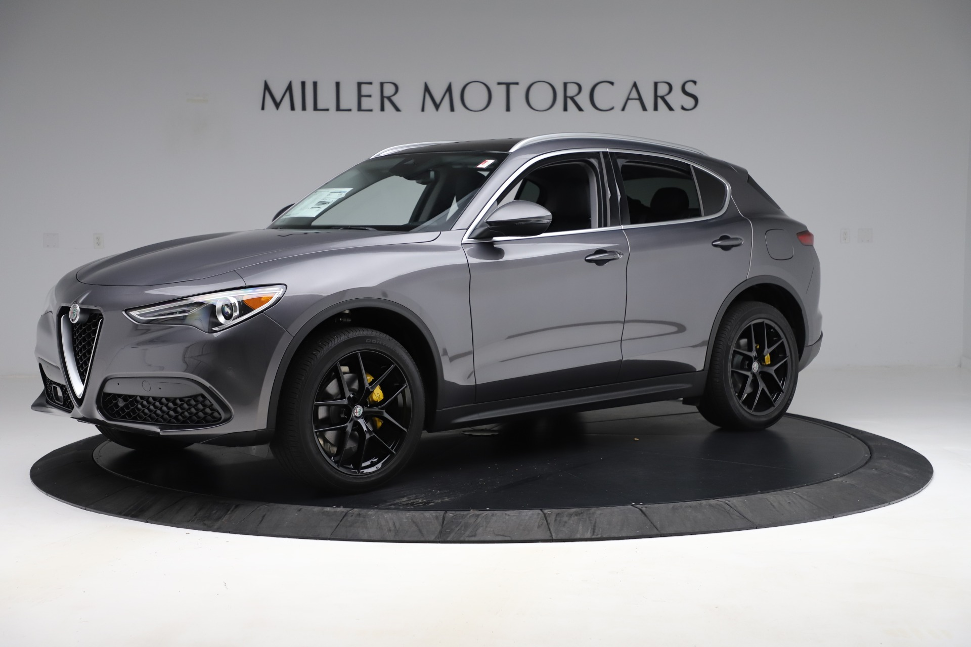 New 2019 Alfa Romeo Stelvio Ti Q4 For Sale In Greenwich, CT 3326_p2