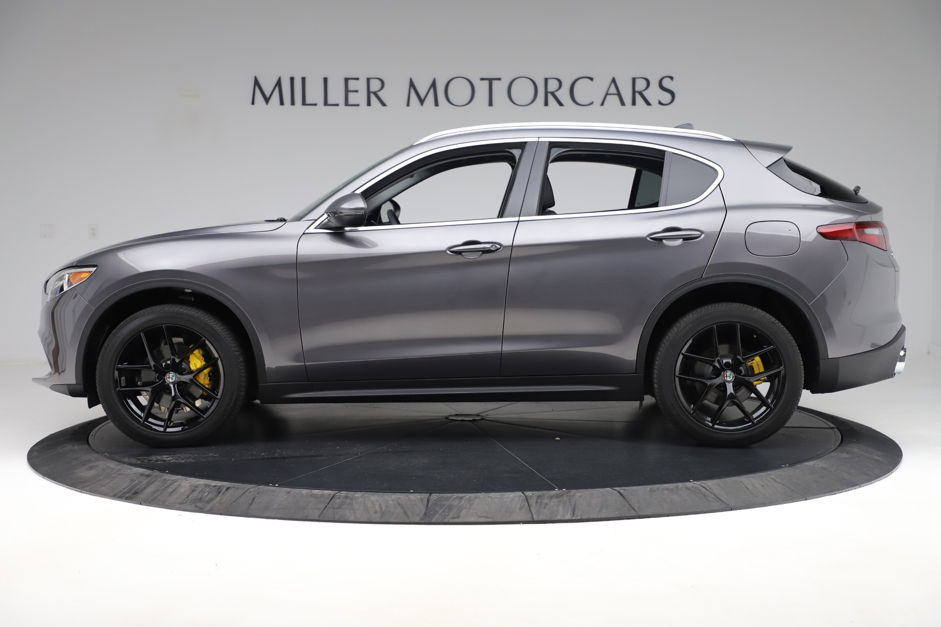 New 2019 Alfa Romeo Stelvio Ti Q4 For Sale In Greenwich, CT 3326_p3