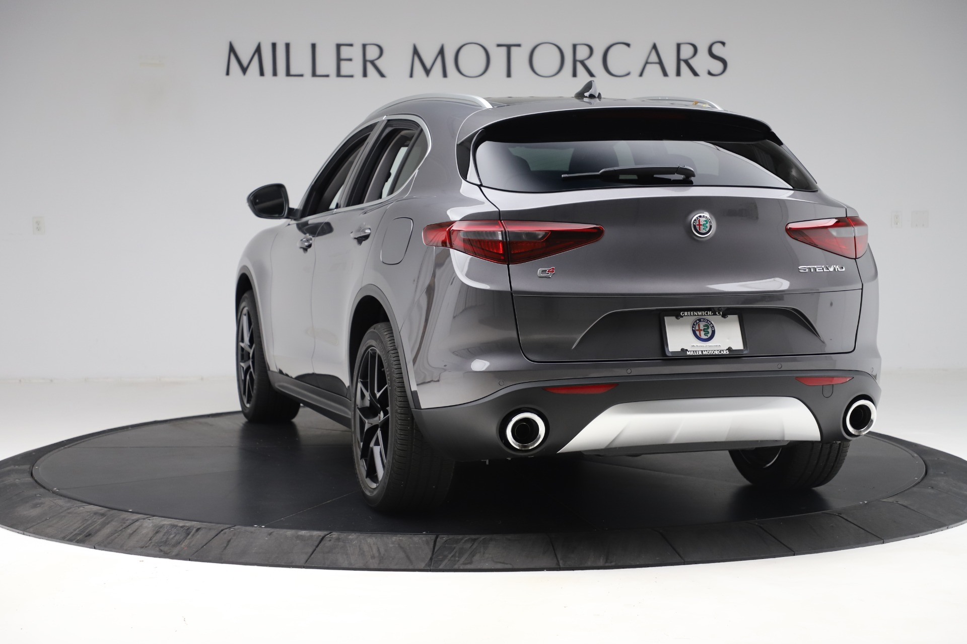 New 2019 Alfa Romeo Stelvio Ti Q4 For Sale In Greenwich, CT 3326_p5