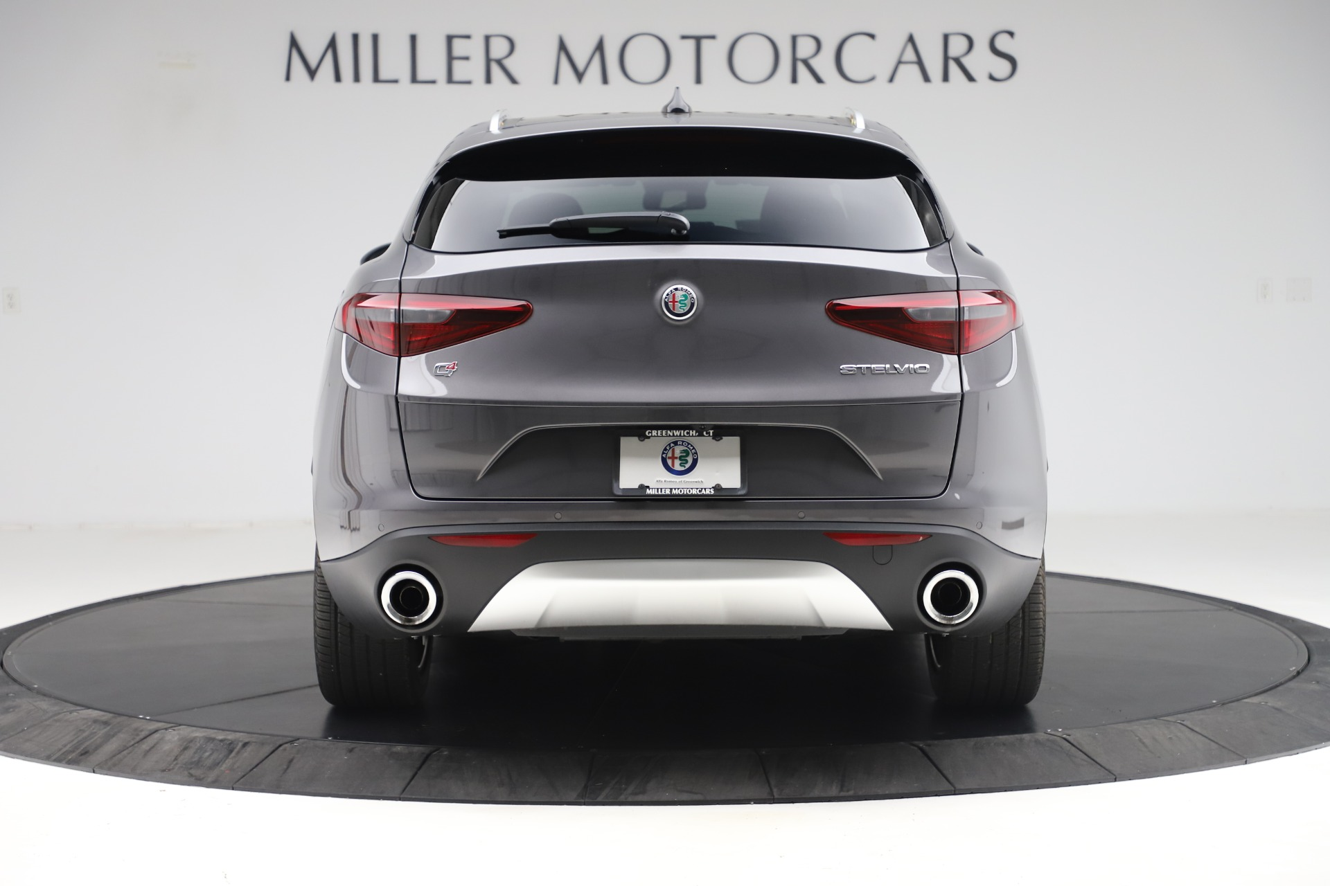 New 2019 Alfa Romeo Stelvio Ti Q4 For Sale In Greenwich, CT 3326_p6