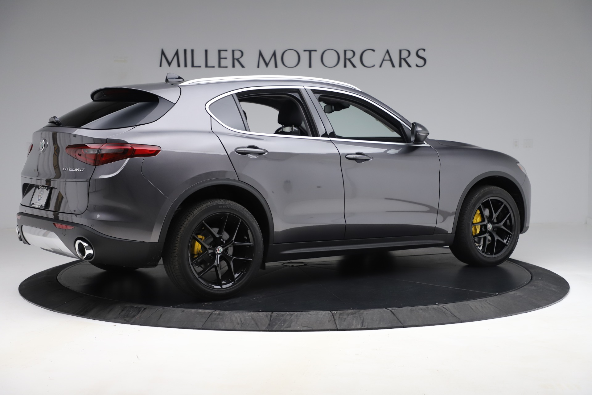 New 2019 Alfa Romeo Stelvio Ti Q4 For Sale In Greenwich, CT 3326_p8