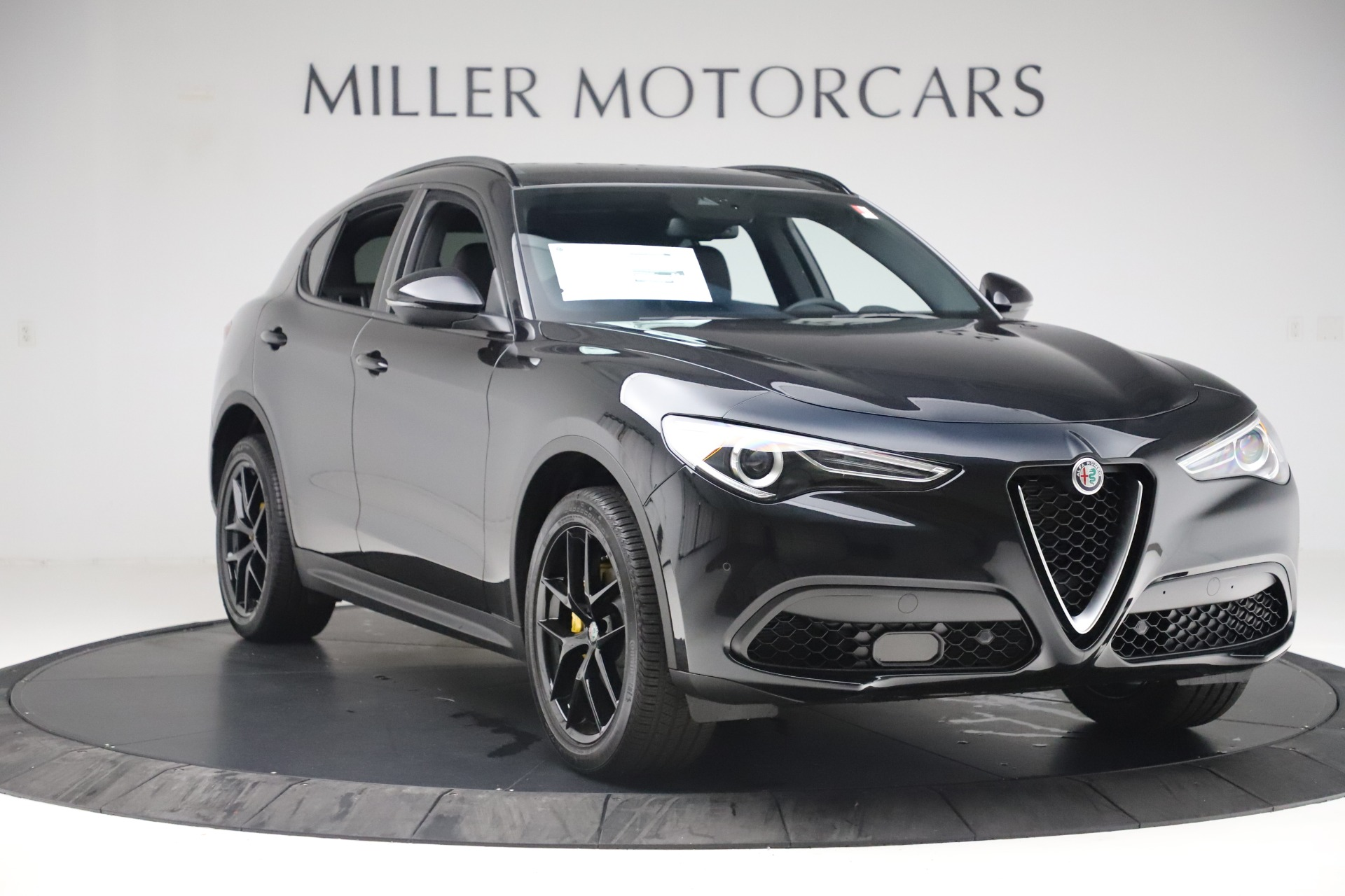 New 2019 Alfa Romeo Stelvio Ti Q4 For Sale In Greenwich, CT 3330_p11